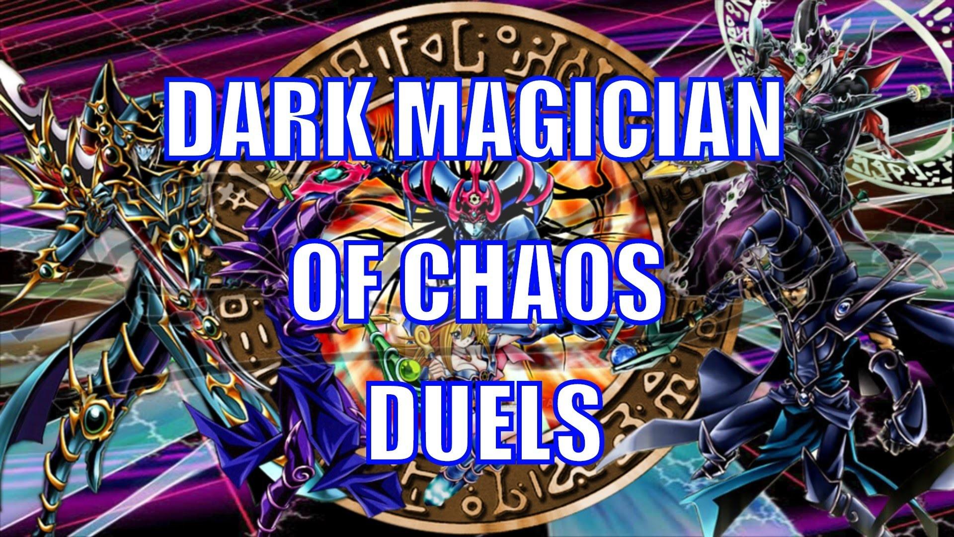 dark magician wallpaper