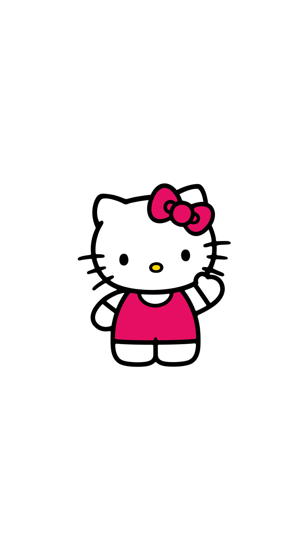 Wallpaper Hello Kitty ·①