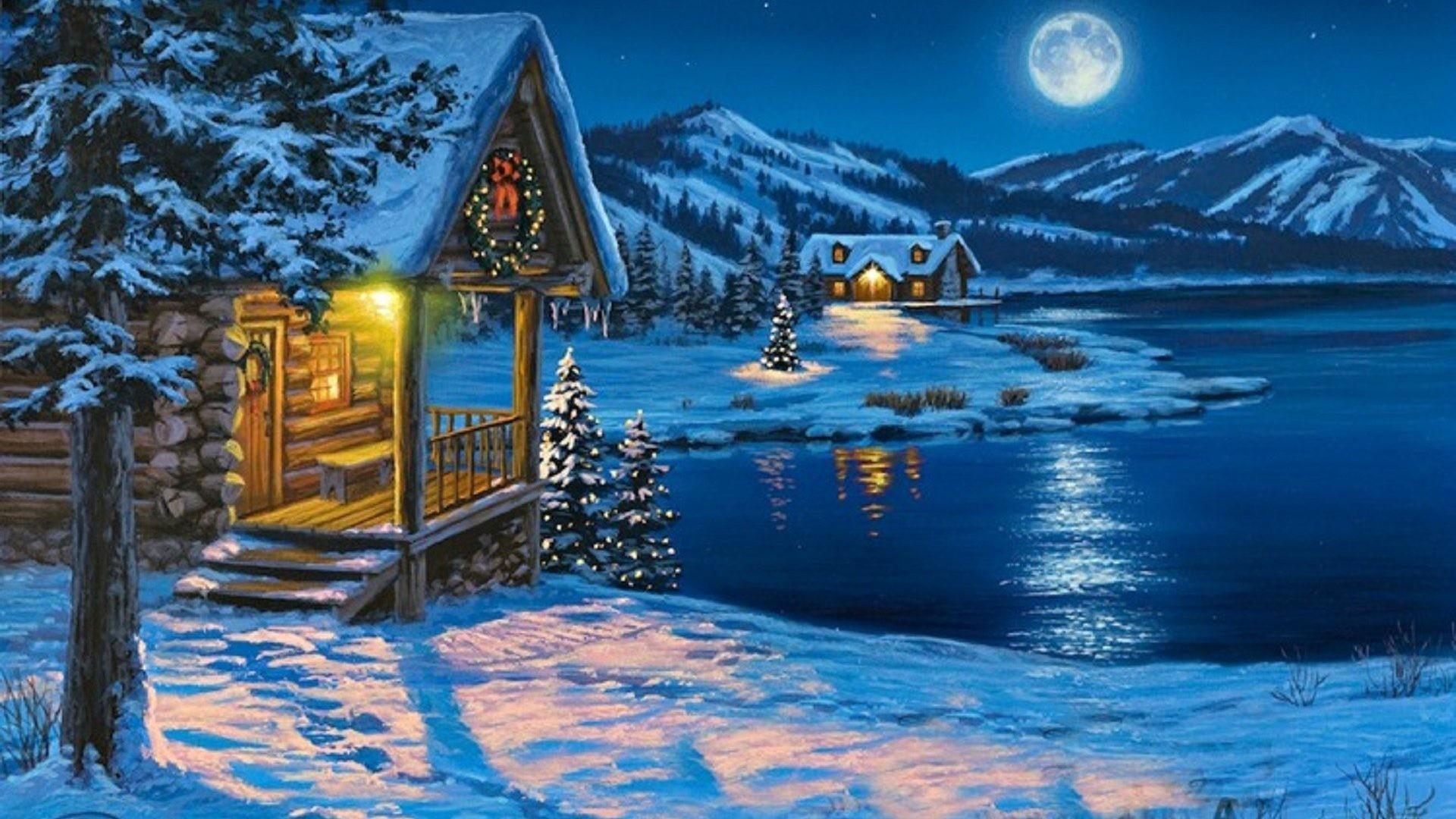 Christmas Tree Lightning