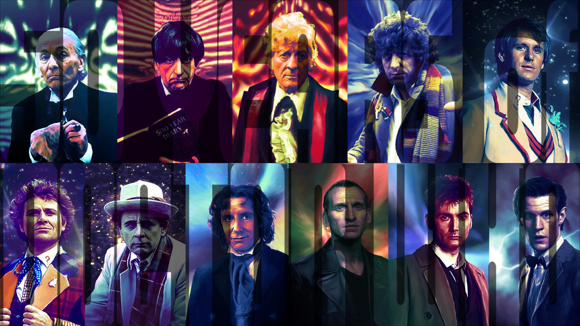 Doctor Who Wallpaper Tardis All Doctors Wallpapertag