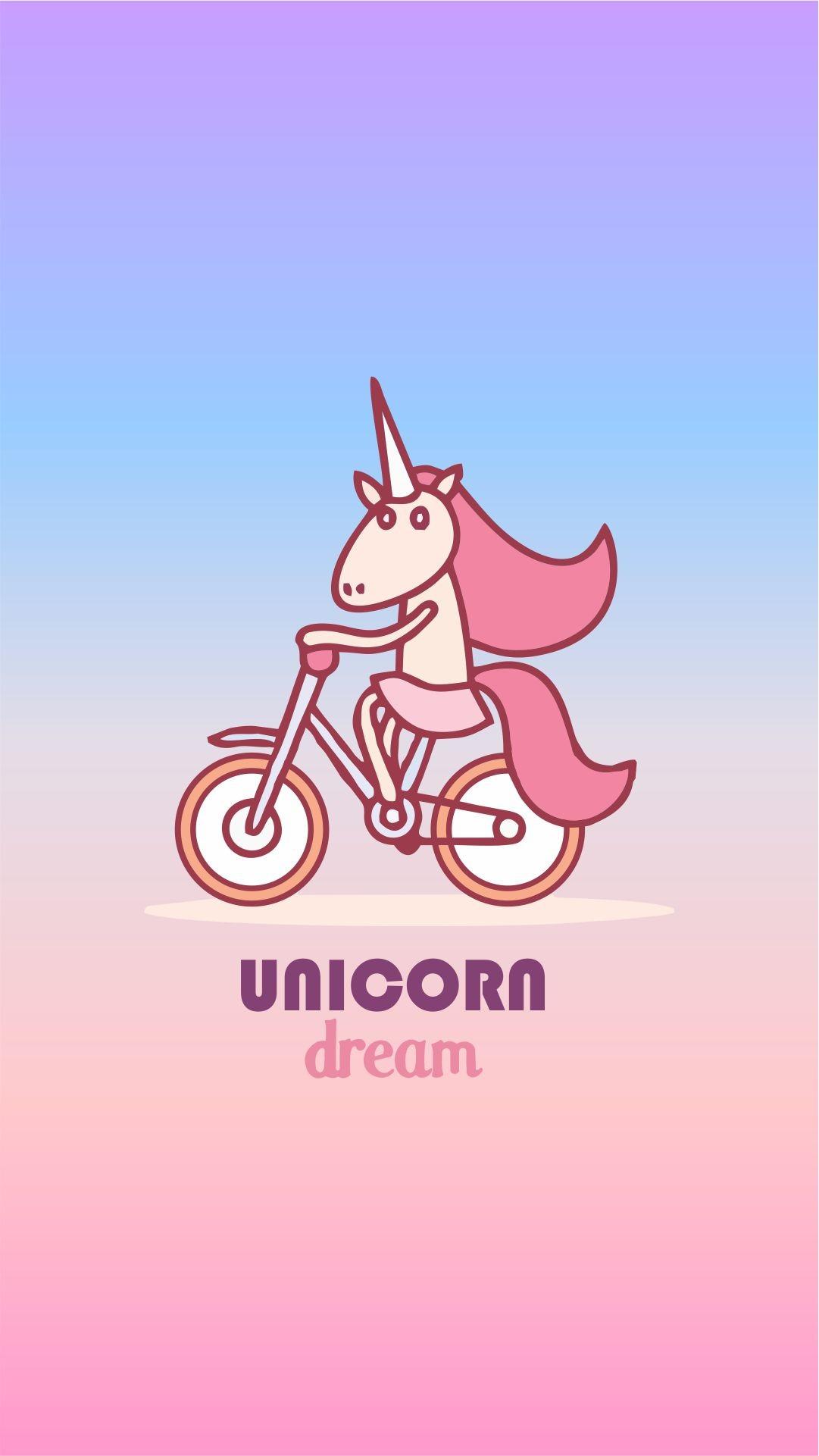 Pink Fluffy Unicorns Wallpapers 183 ①