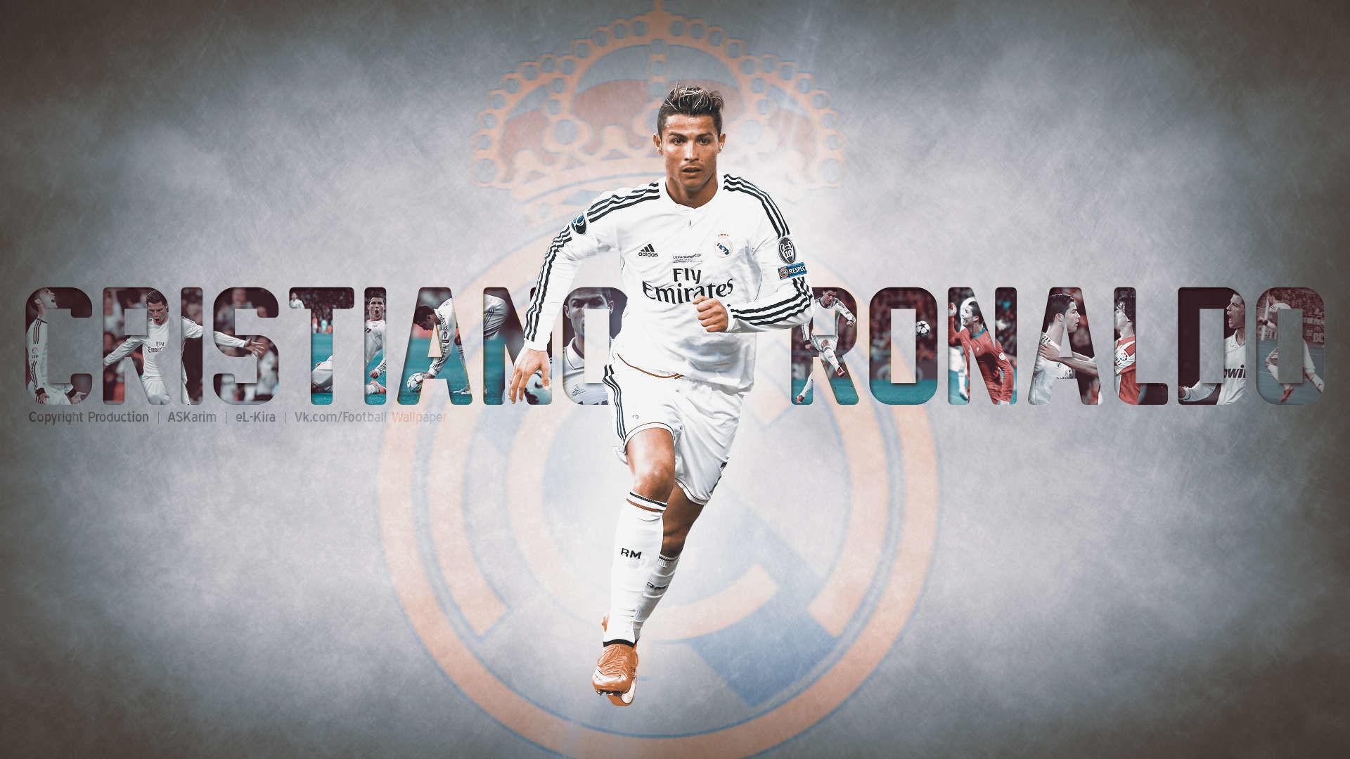 Cristiano Ronaldo Soccer 2018 Wallpaper ①