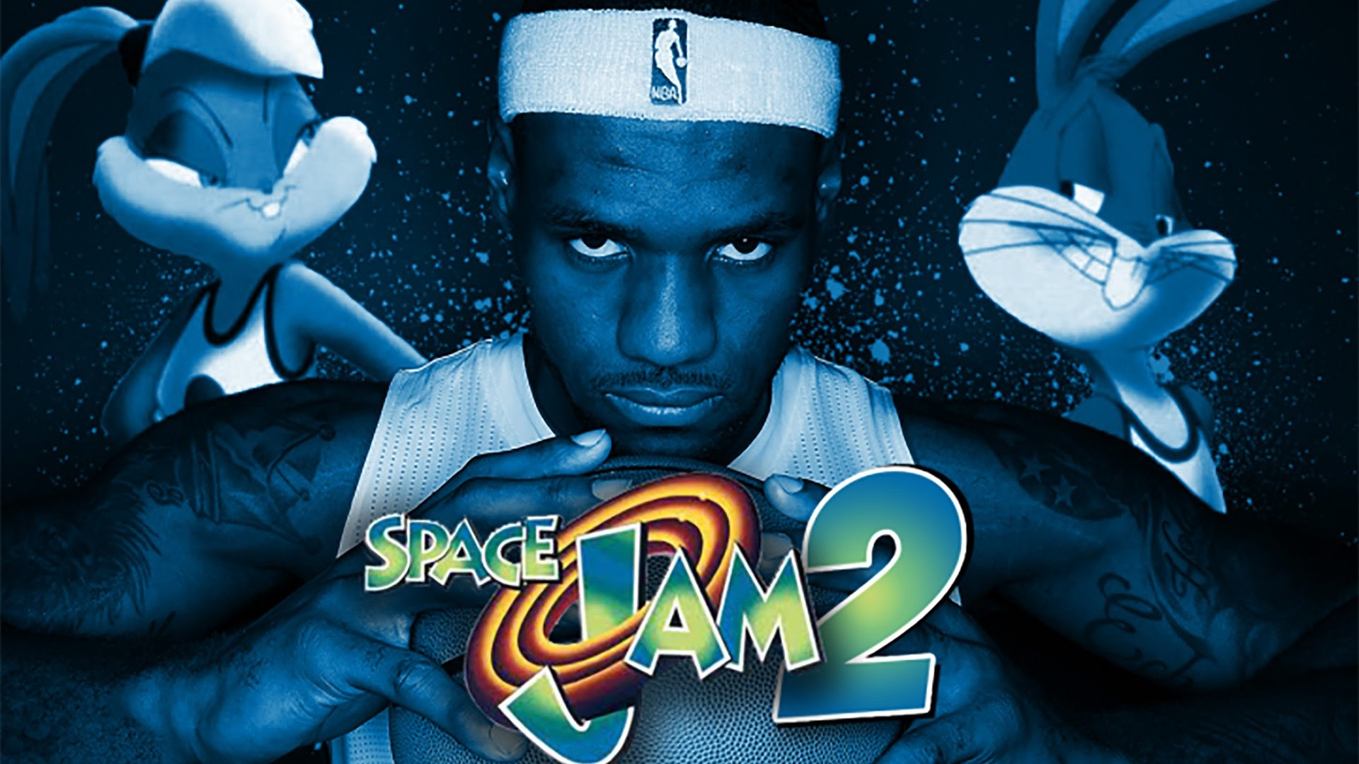 Space Jam is a 1996 American liveactionanimated sports comedy film starring basketball player Michael Jordan and featuring the Looney Tunes cartoon characters
