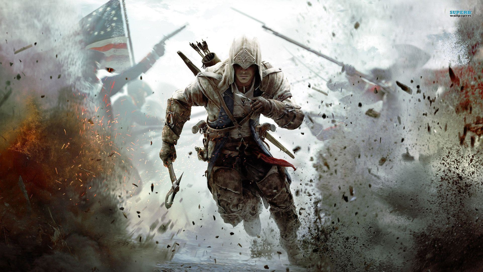 Assassins Creed 3 Wallpaper Wallpapertag