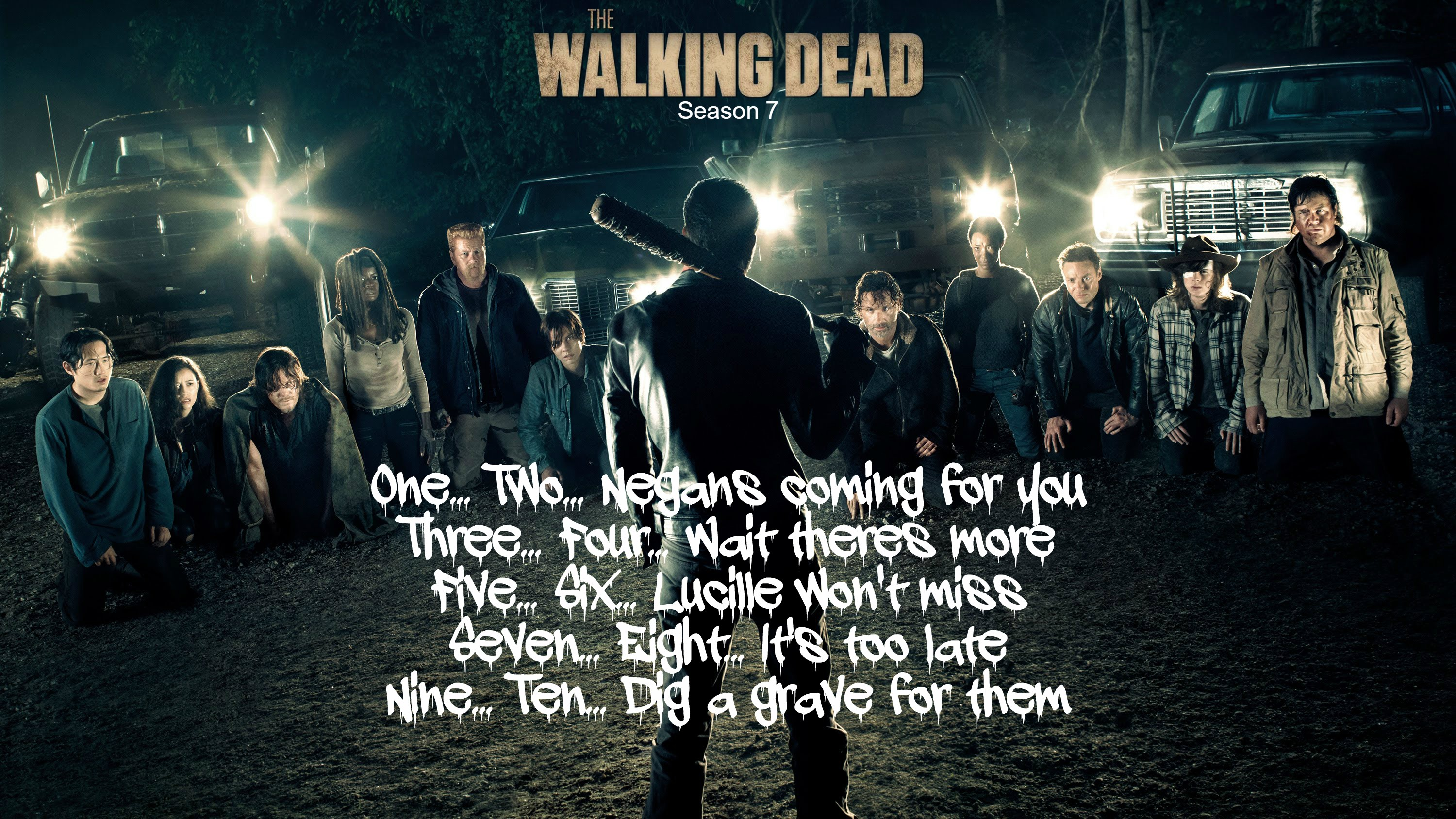 The Walking Dead Wallpaper Download Free Stunning Backgrounds