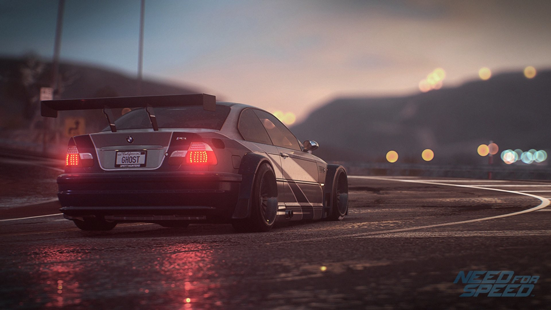 1920x1080 BMW M3 E46 (GTR)   Need For Speed 2015 Wallpaper   1920x1080