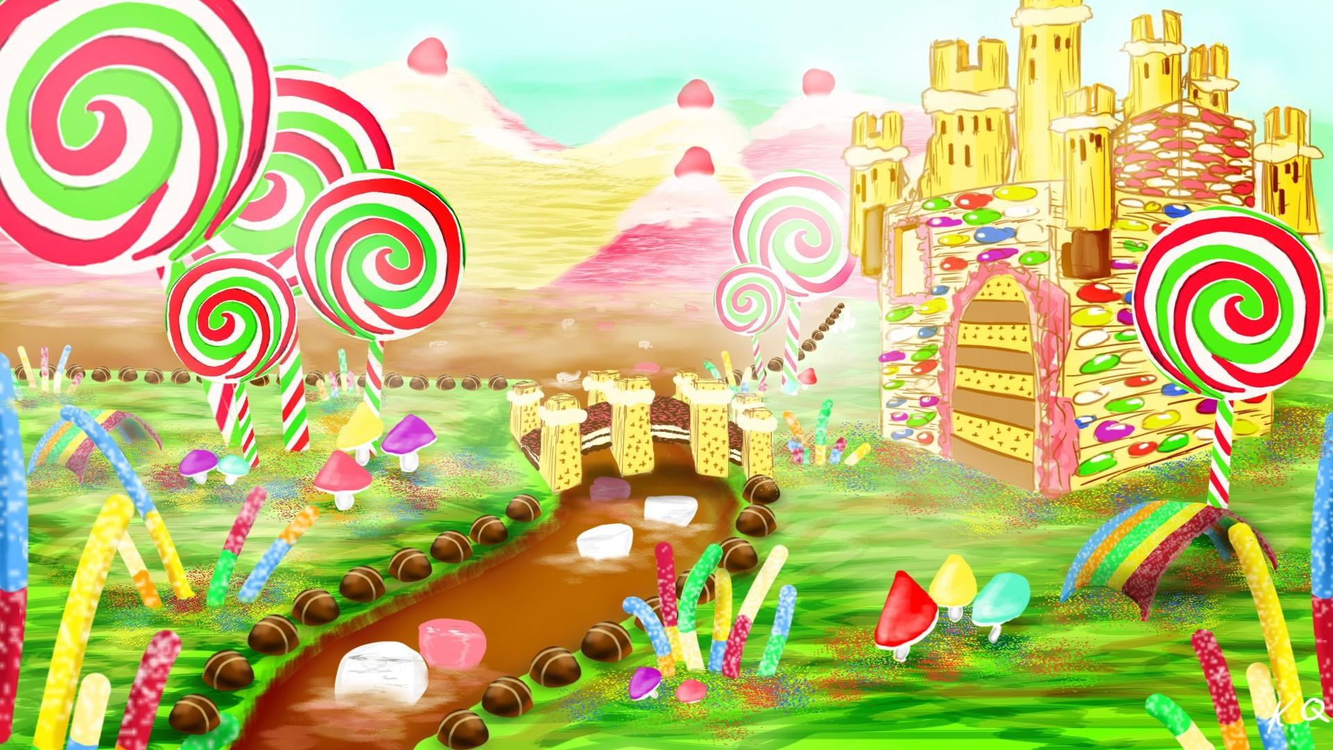 Candyland Background HD Wallpapers Download Free Images Wallpaper [1000image.com]