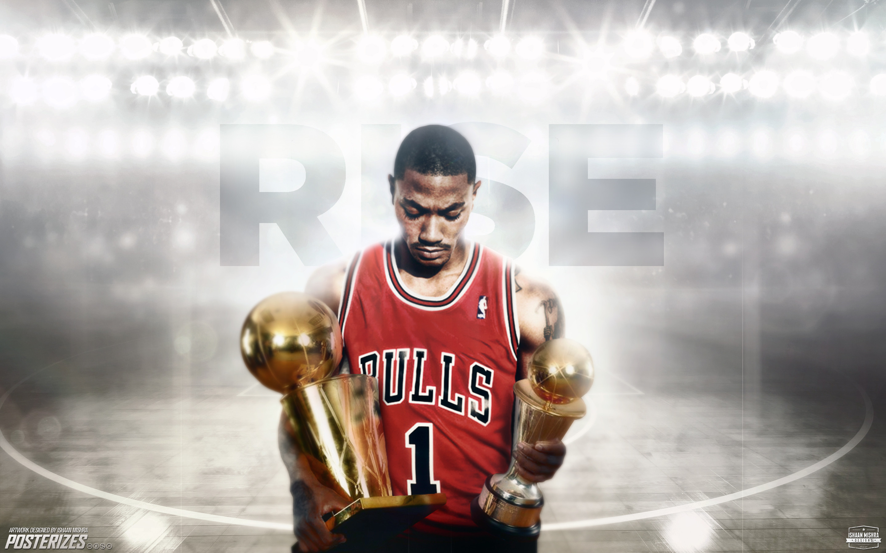 Derek Rose Wallpaper 1