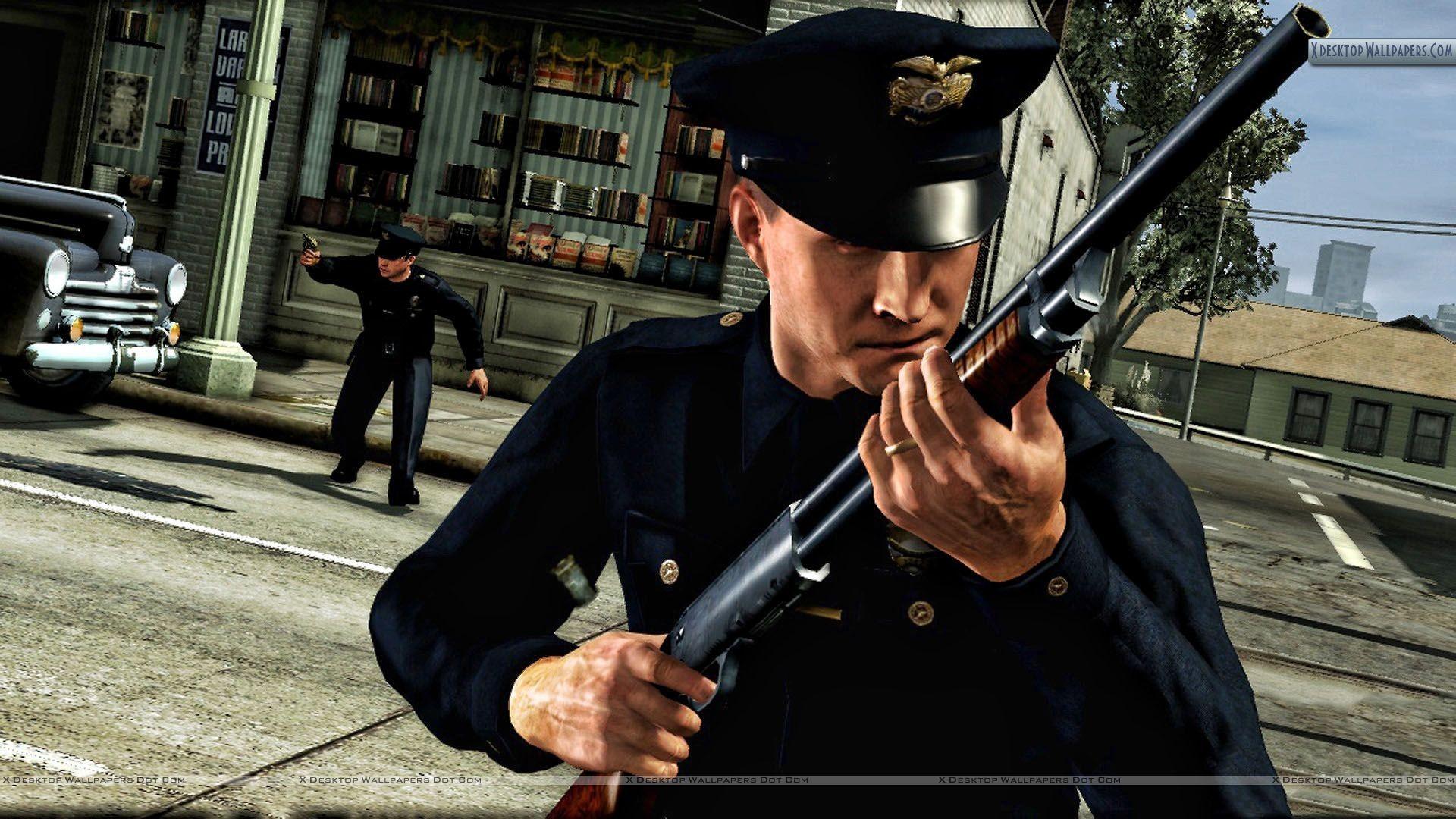 Policeman Wallpapers ·â'