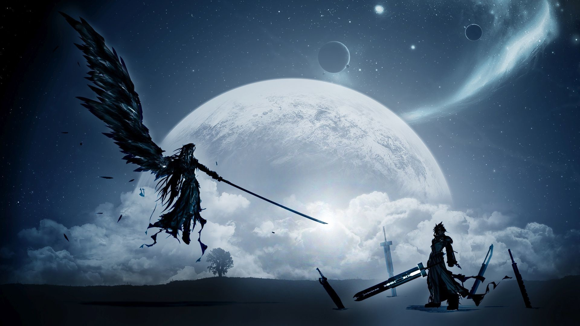 Ff7 Backgrounds ·① WallpaperTag