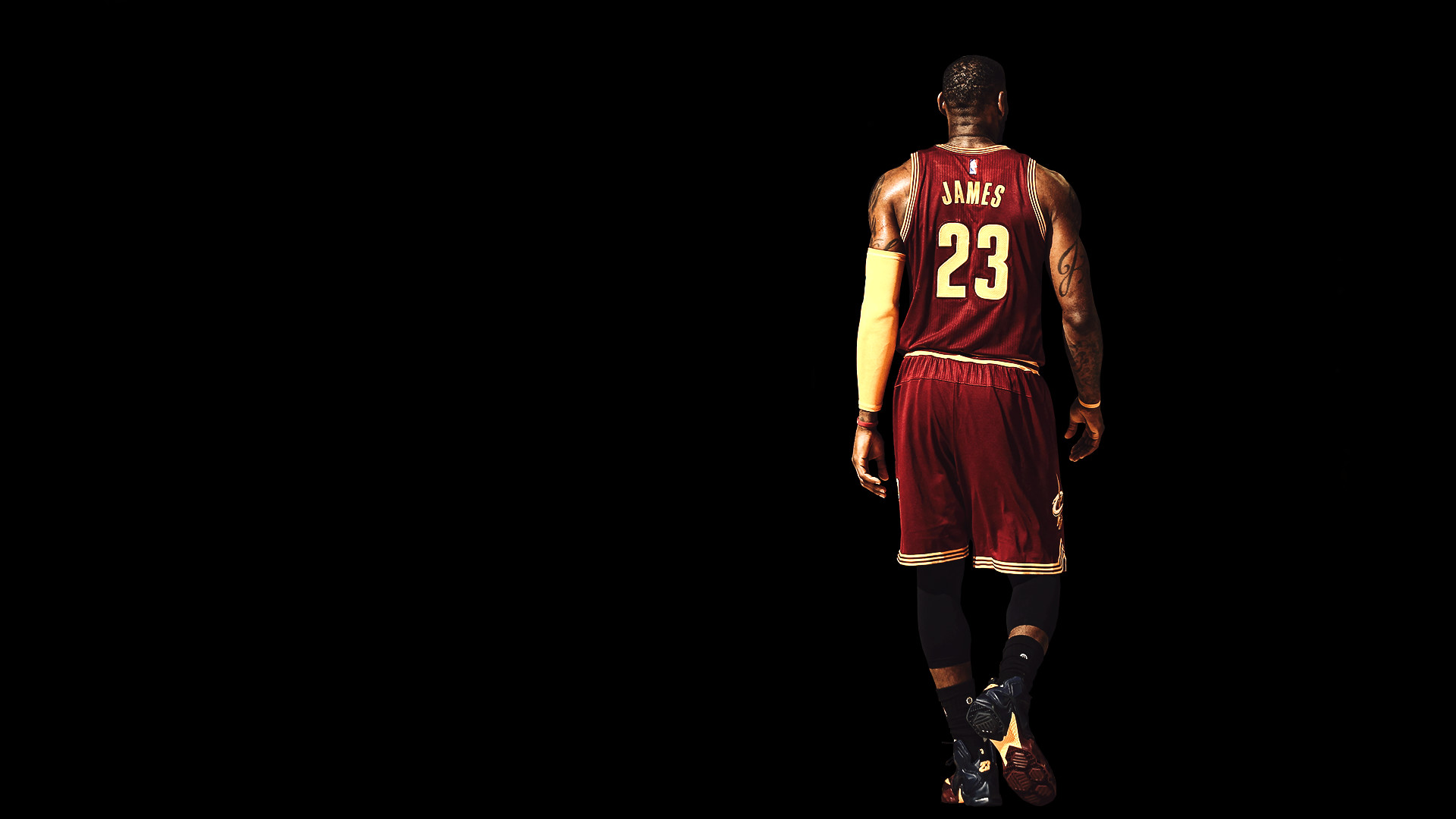 Lebron James Wallpaper HD ·①