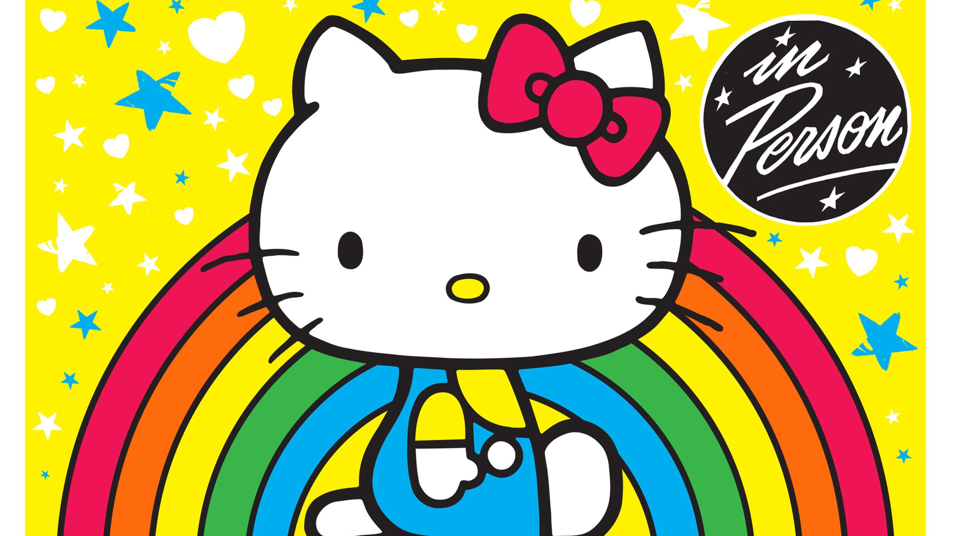 2560x1600 Hello Kitty Cute