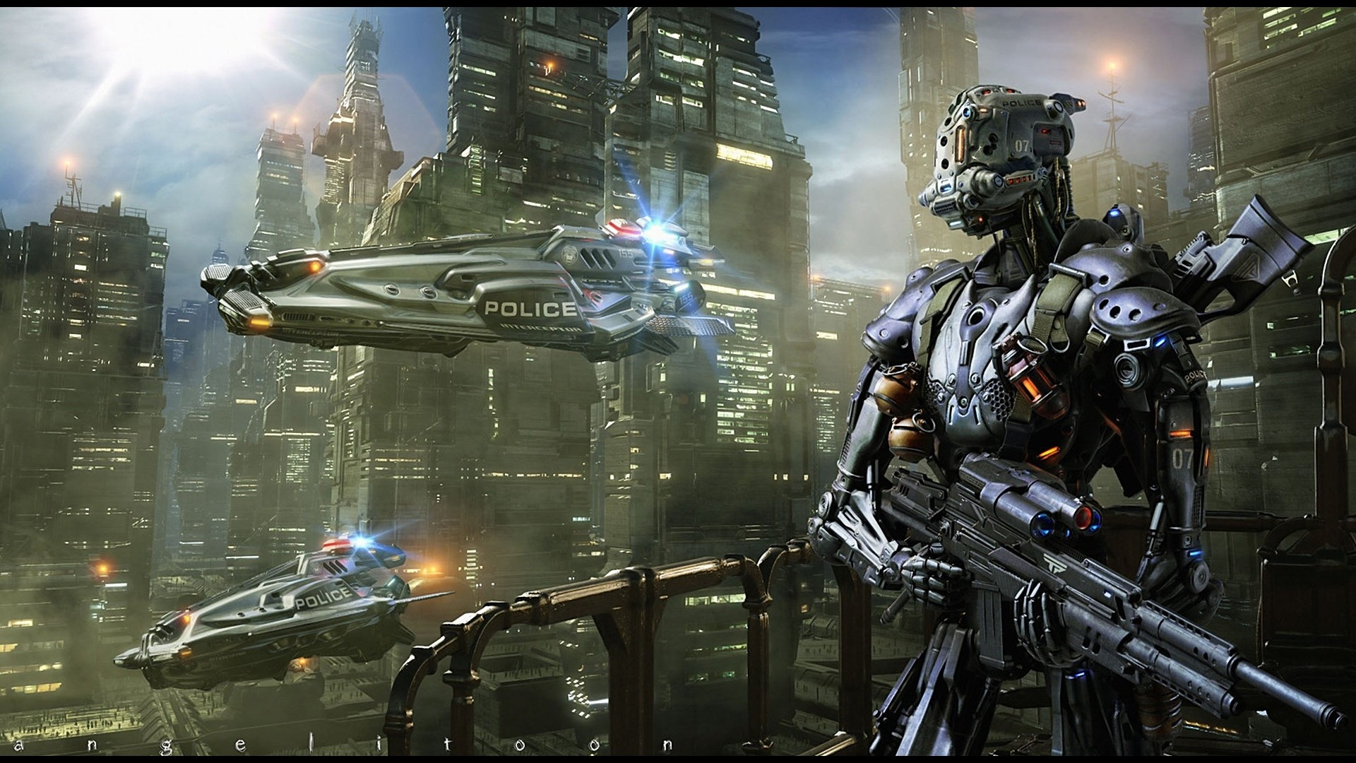 Free Sci Fi Fantasy Desktop Wallpaper: 47+ Sci Fi Wallpapers ·① Download Free Stunning Full HD