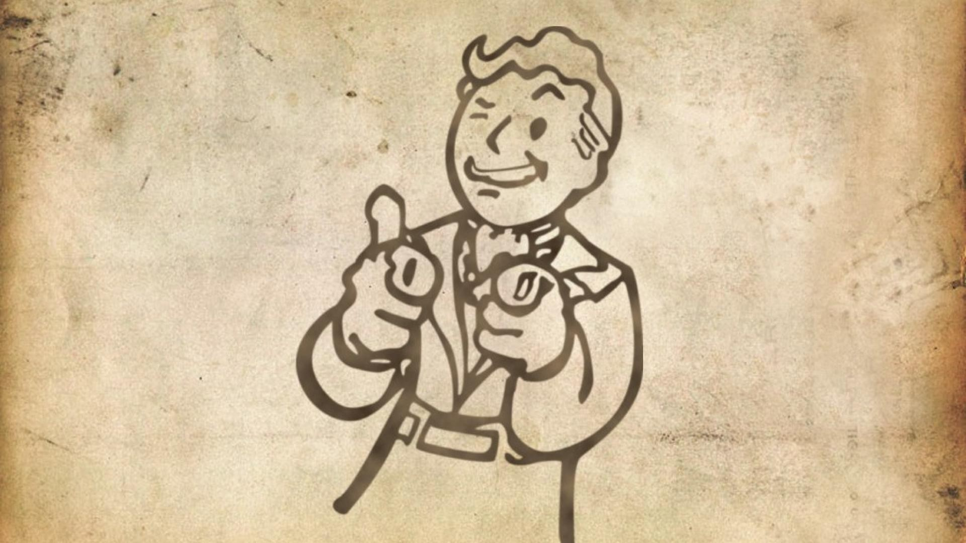 Pip Boy Wallpaper Download Free Beautiful Hd Wallpapers For