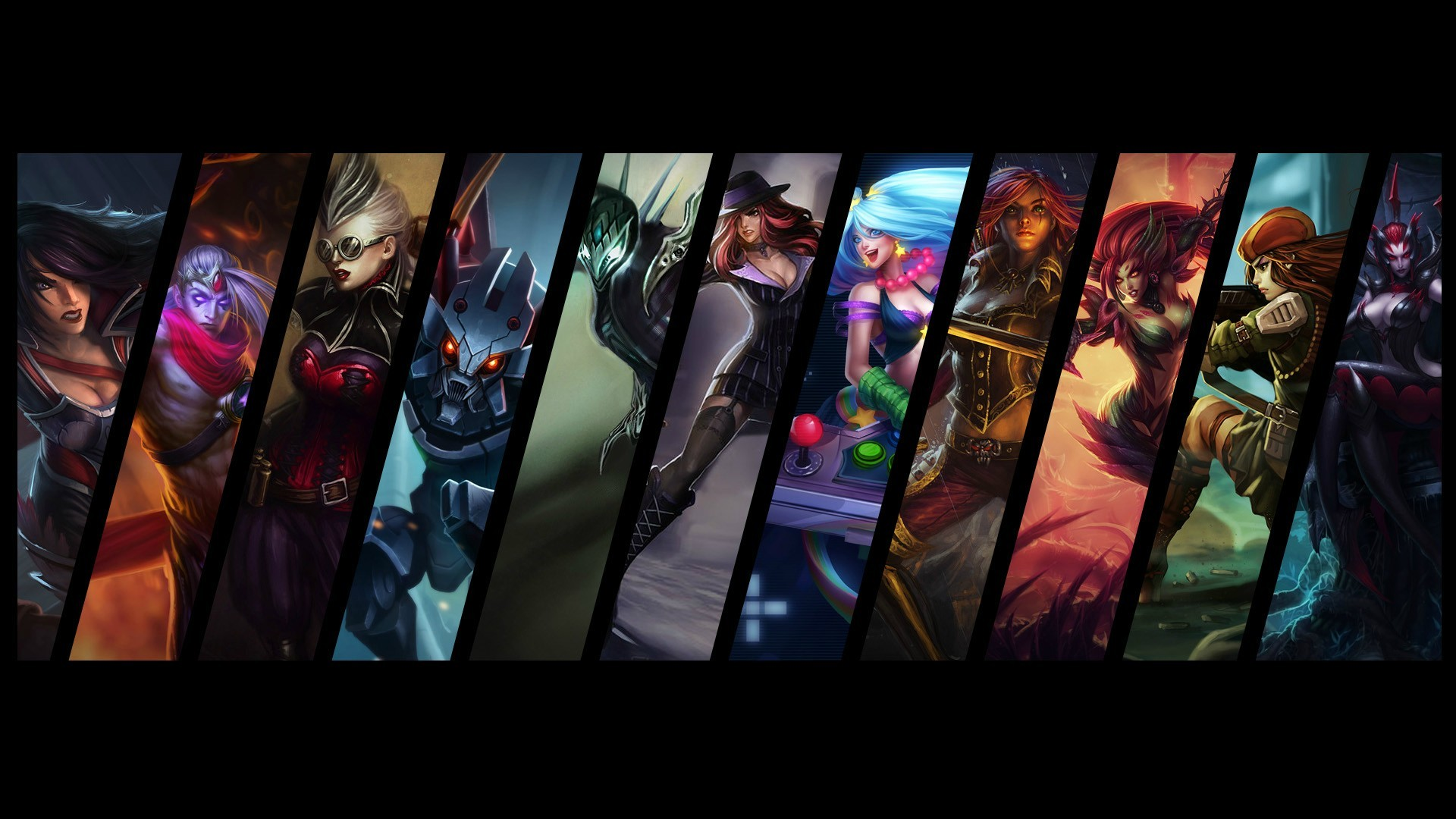 league of legends wallpapers lol desktop backgrounds - HD1920×1080