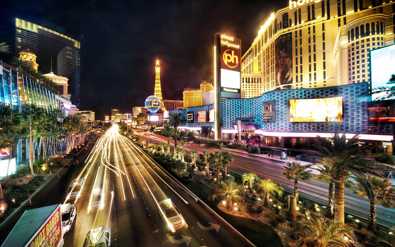 The las vegas strip hotel locations