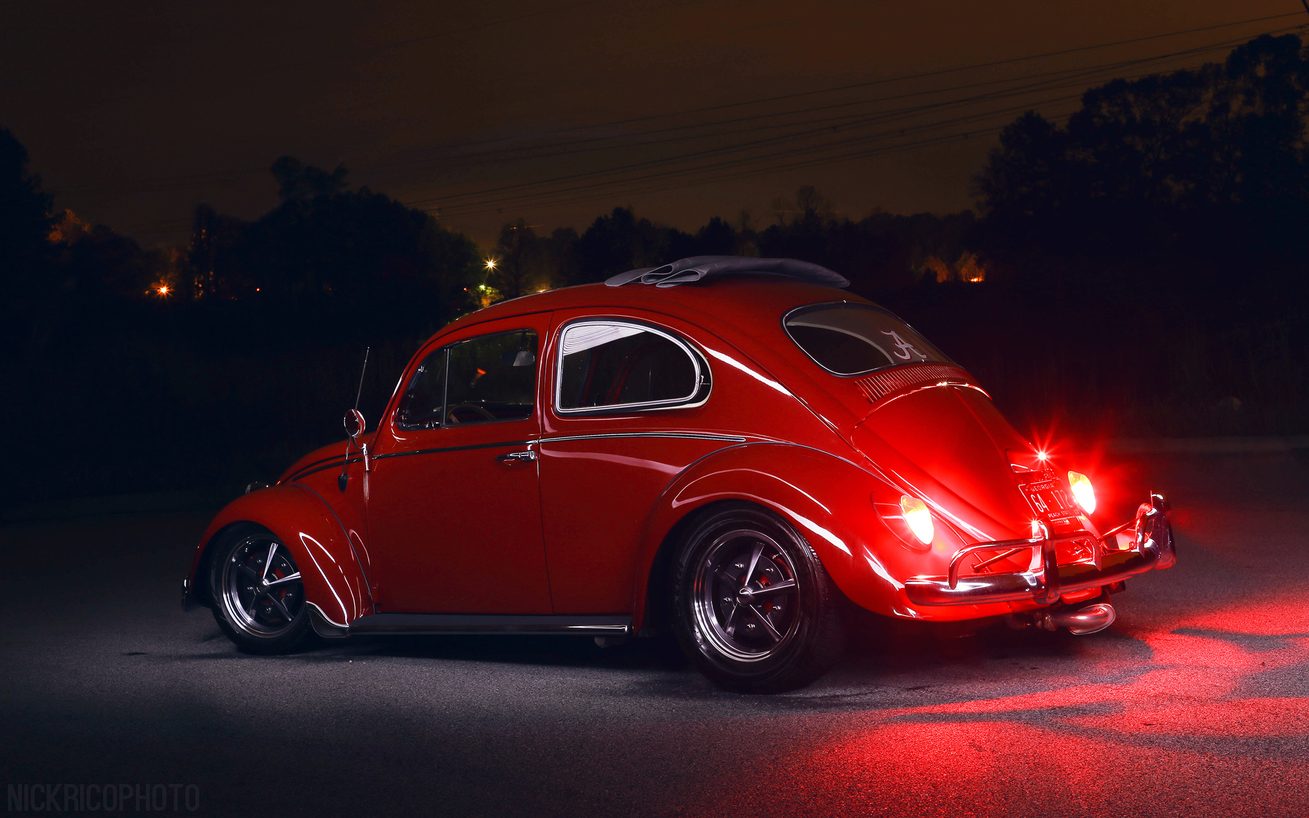 Custom Vw Bug Wallpaper Vw Beetle Custom 34 Mobmasker