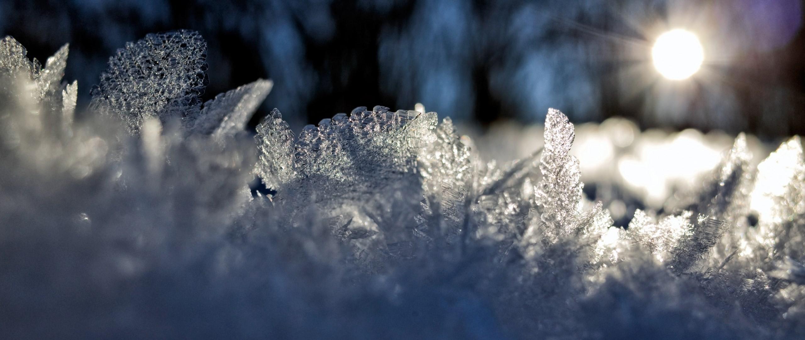 солнце льдины фокус  № 3229532  скачать