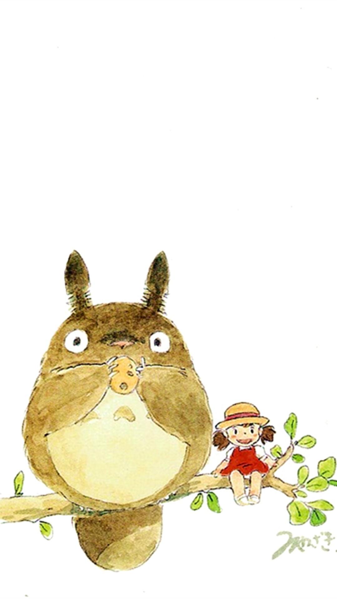 My Neighbor Totoro Wallpaper Download Free Beautiful