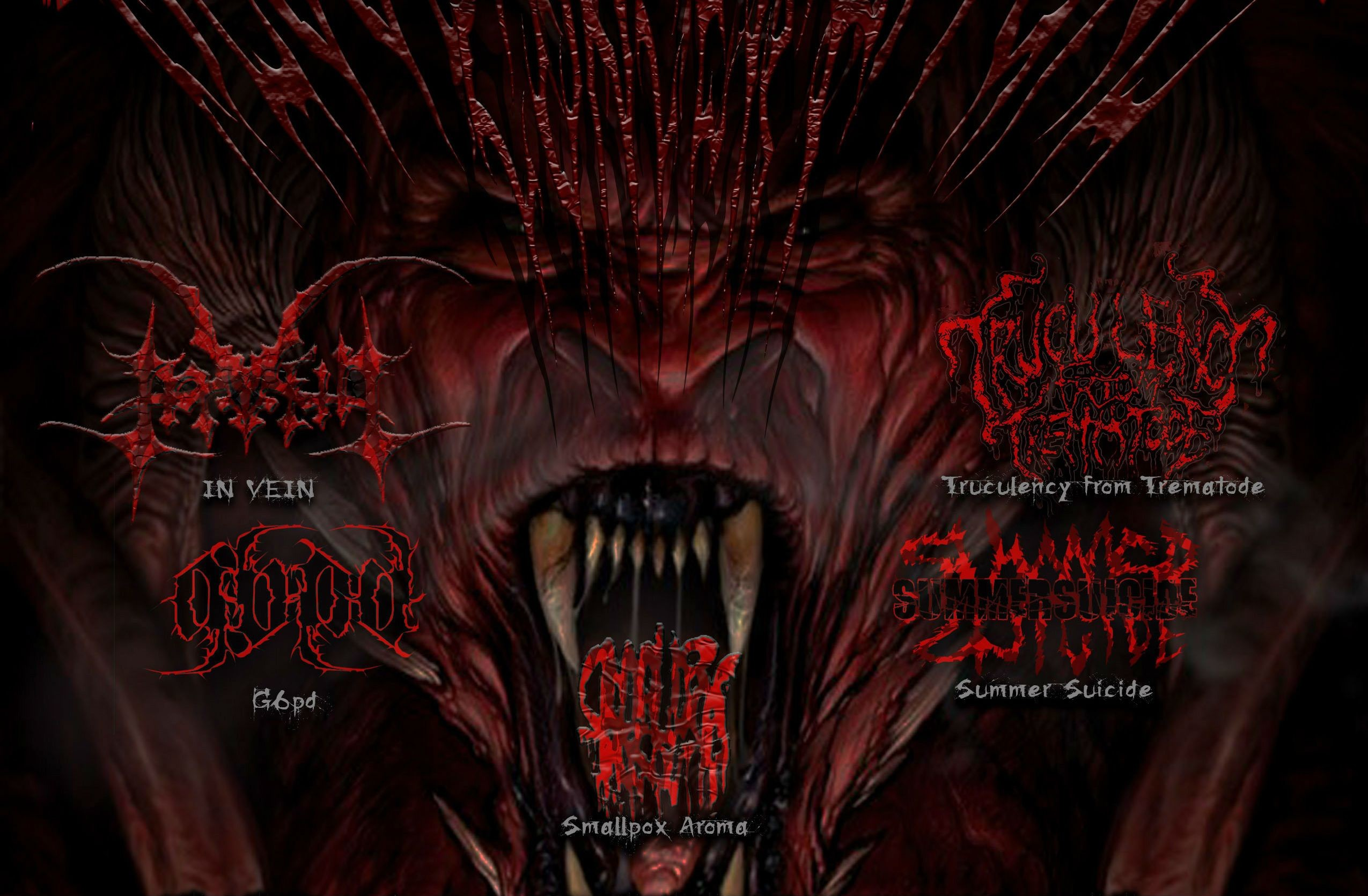 Death metal brutal wallpaper wallpapertag - Death metal wallpaper ...