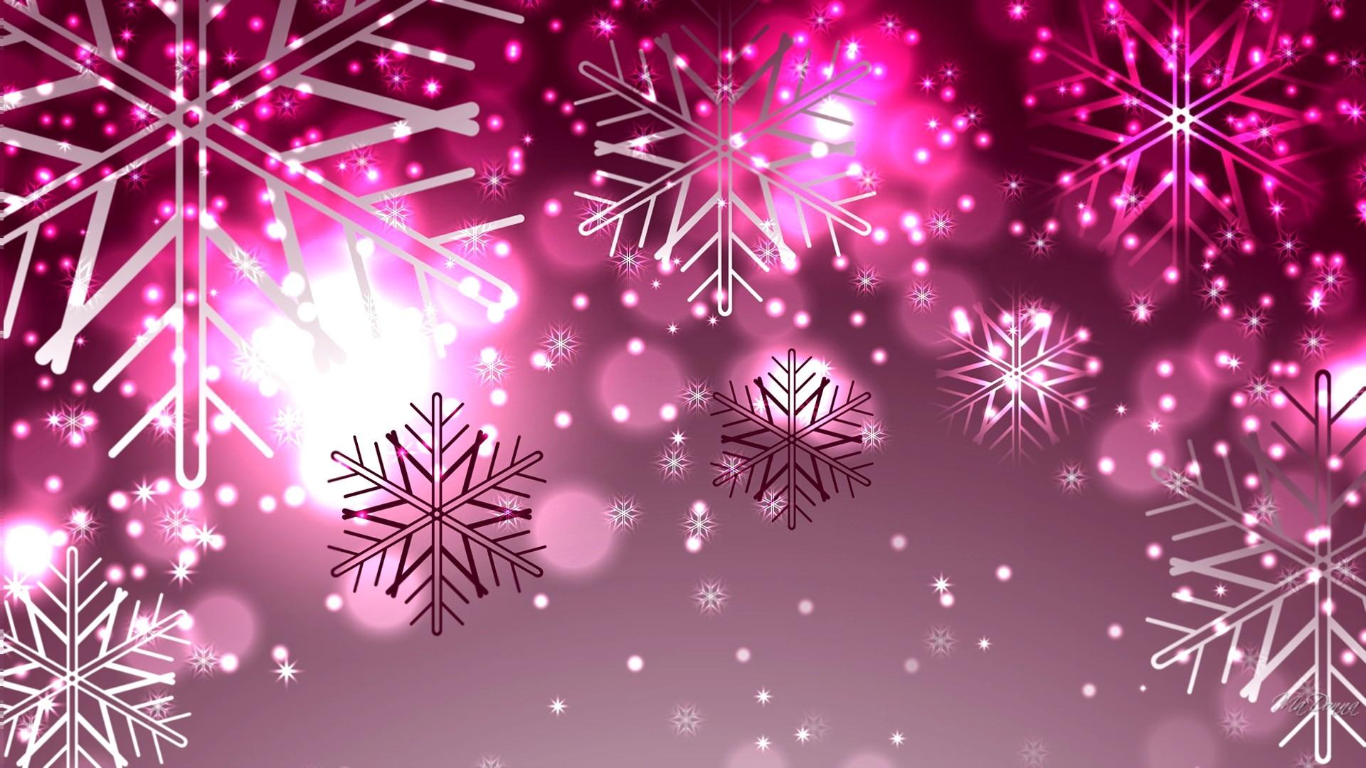 Glitter Christmas Wallpaper 1