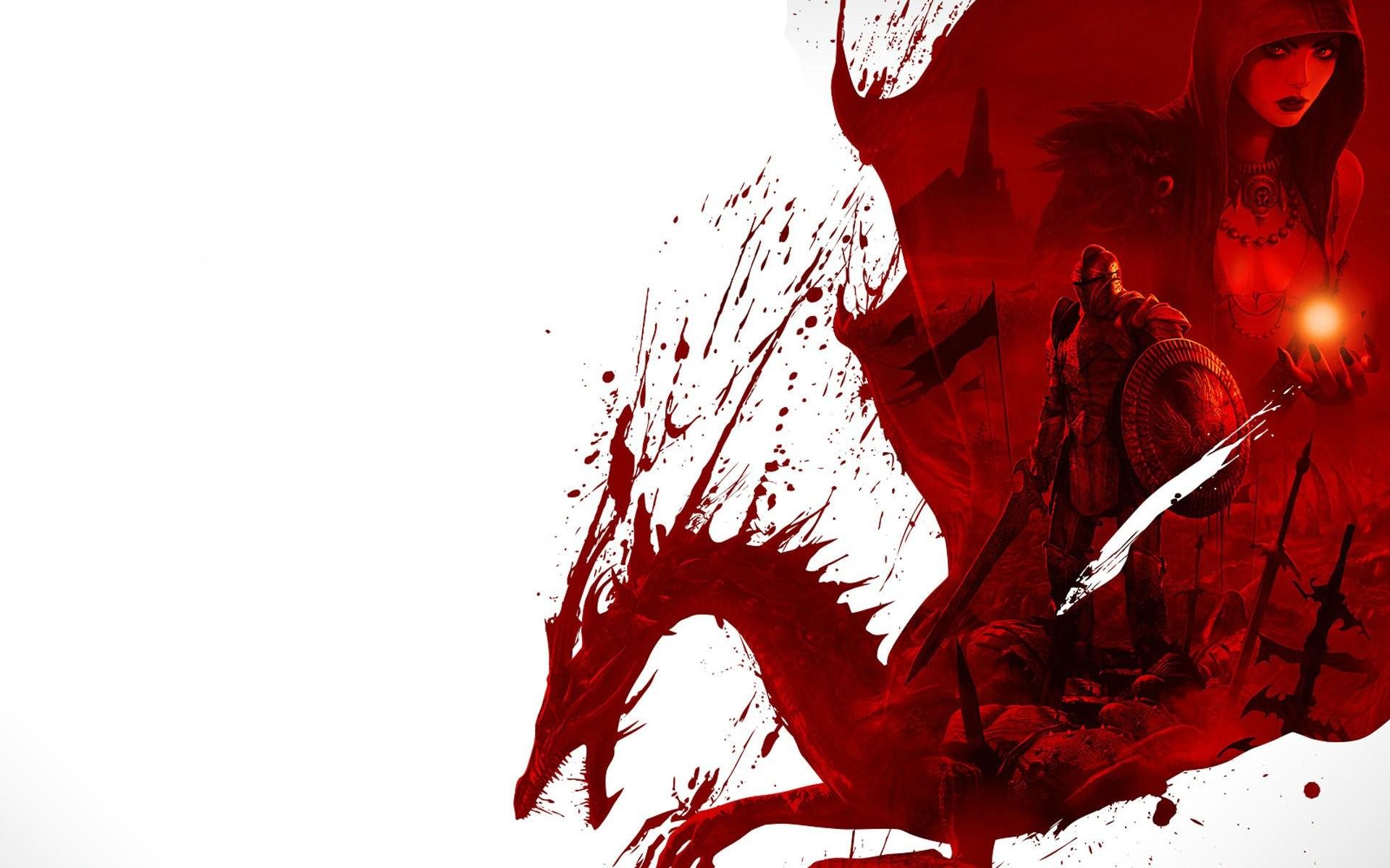 Dragon Age Origins Wallpaper ①