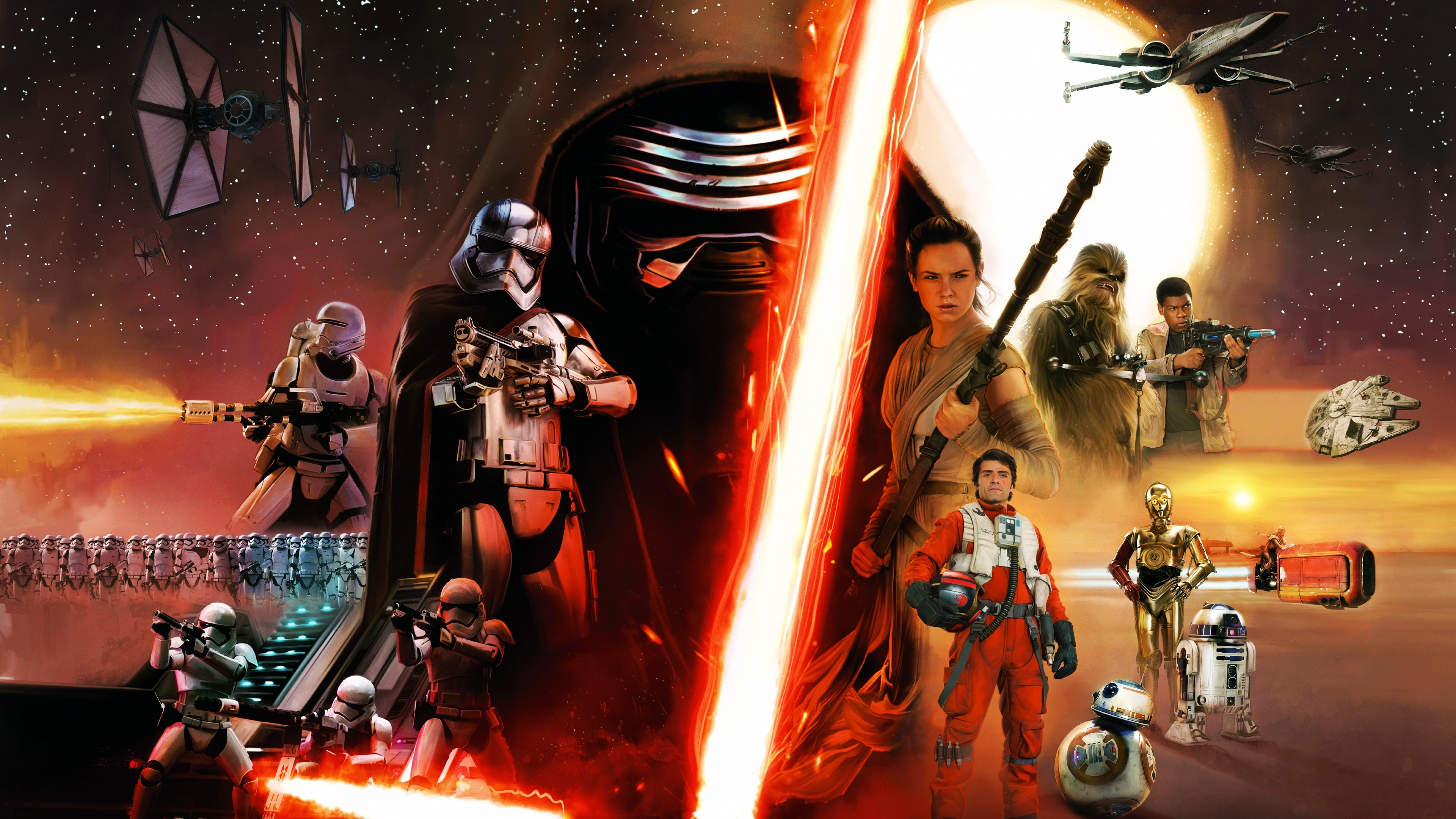 Star Wars Episode 7 Wallpaper Download Free Stunning High