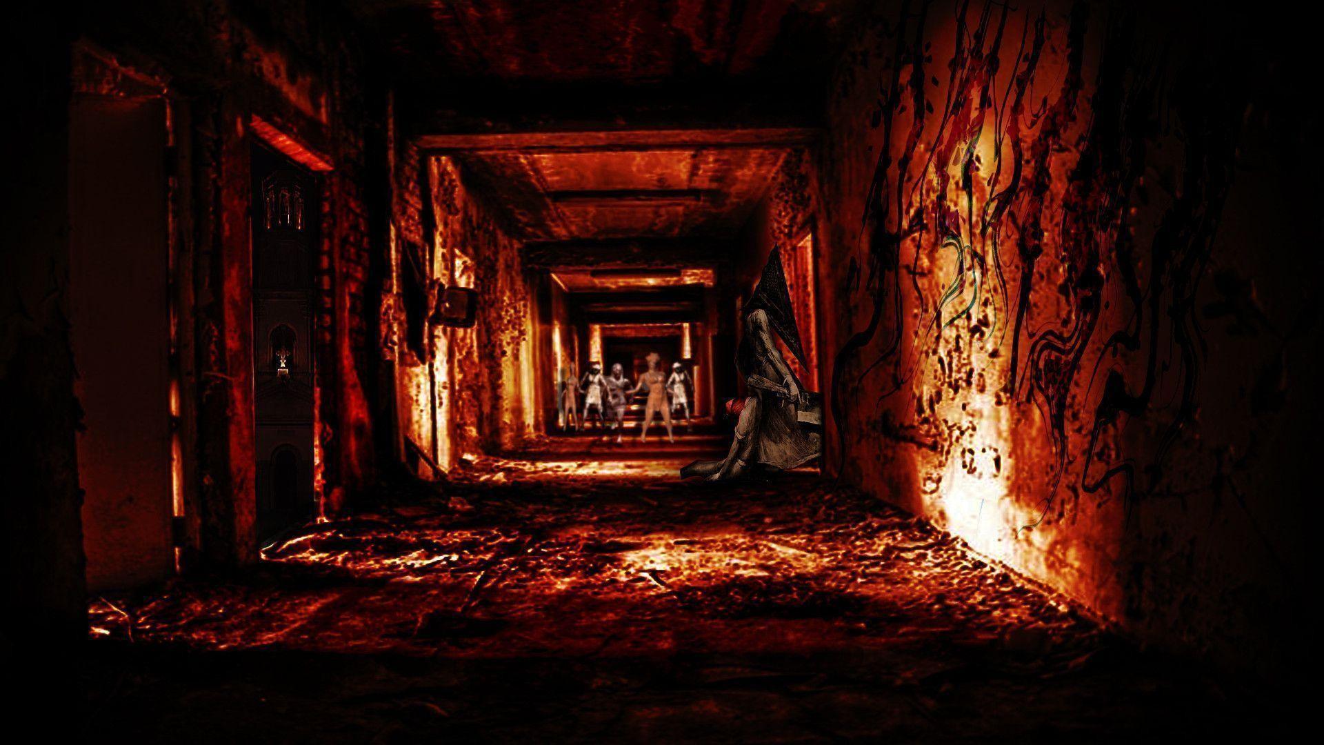 Silent Hill 2 Wallpaper Wallpapertag