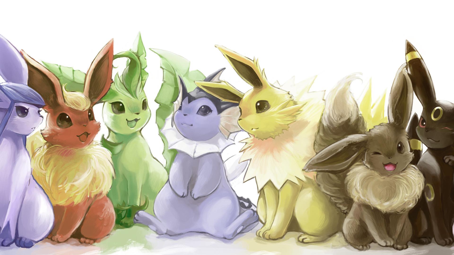 Cute Pokemon Wallpapers Wallpapertag