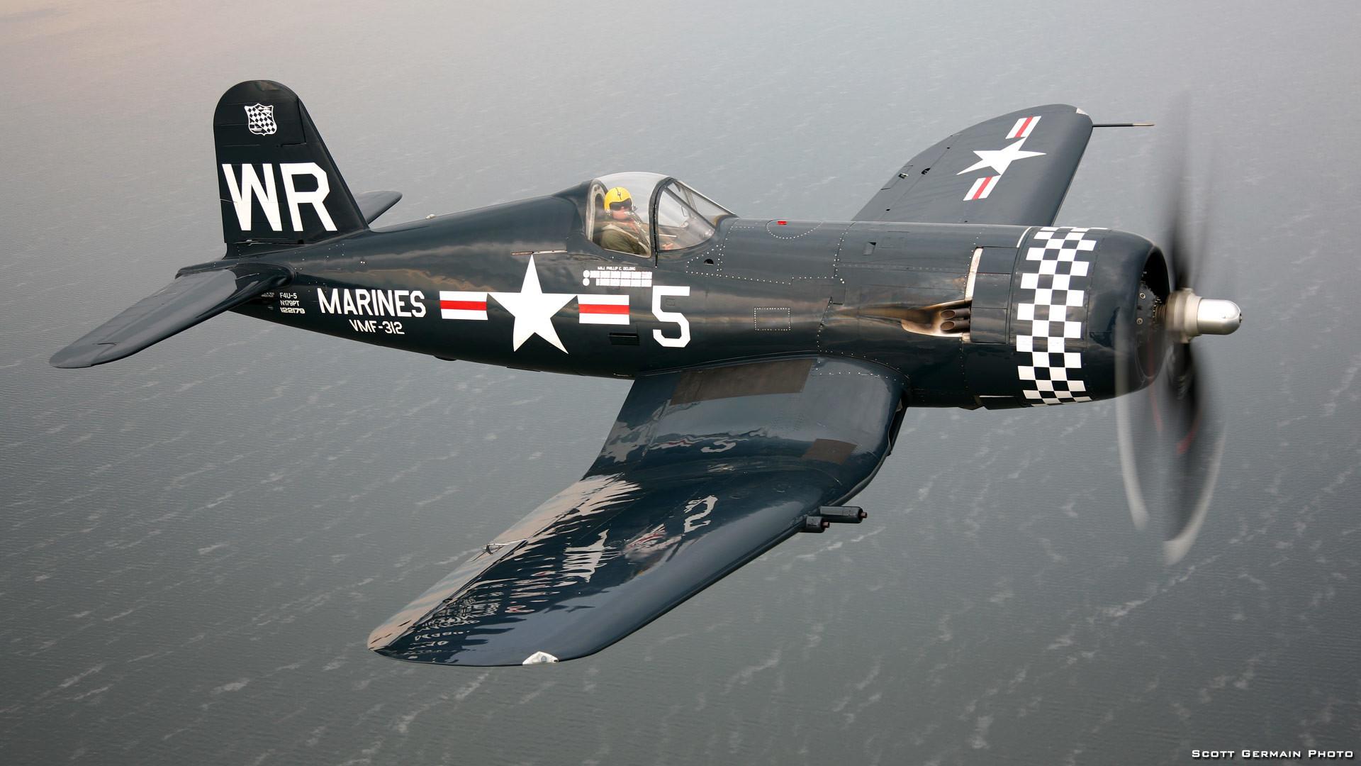 Chance Vought F4U Corsair  № 2361767 без смс
