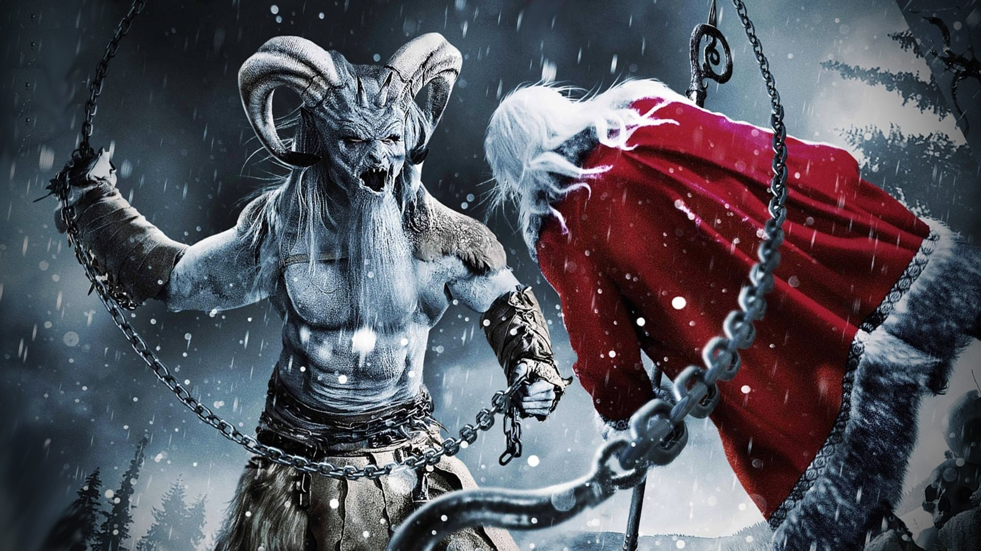 1920x1080 movie a christmas horror story download 1920x1200 - Scary Christmas Movie
