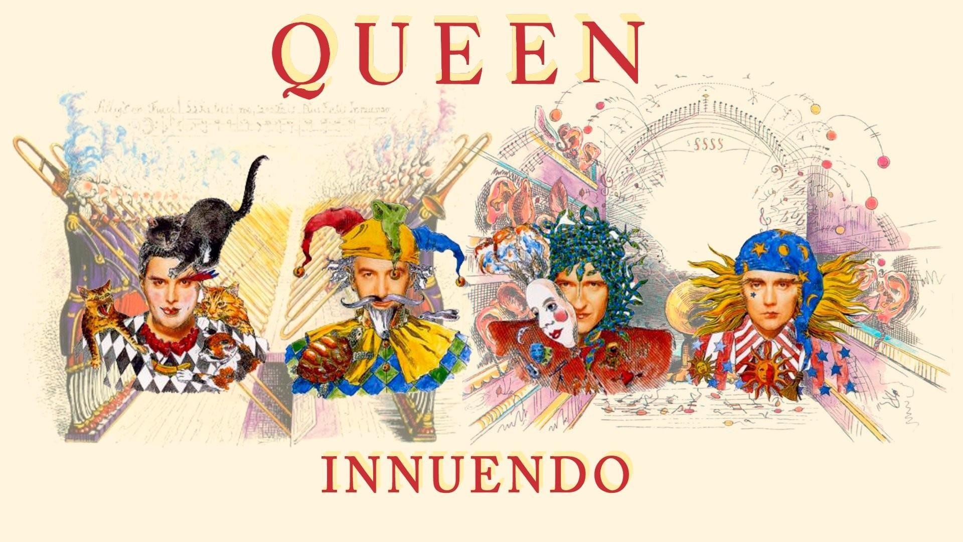 Queen Band Wallpaper Desktop