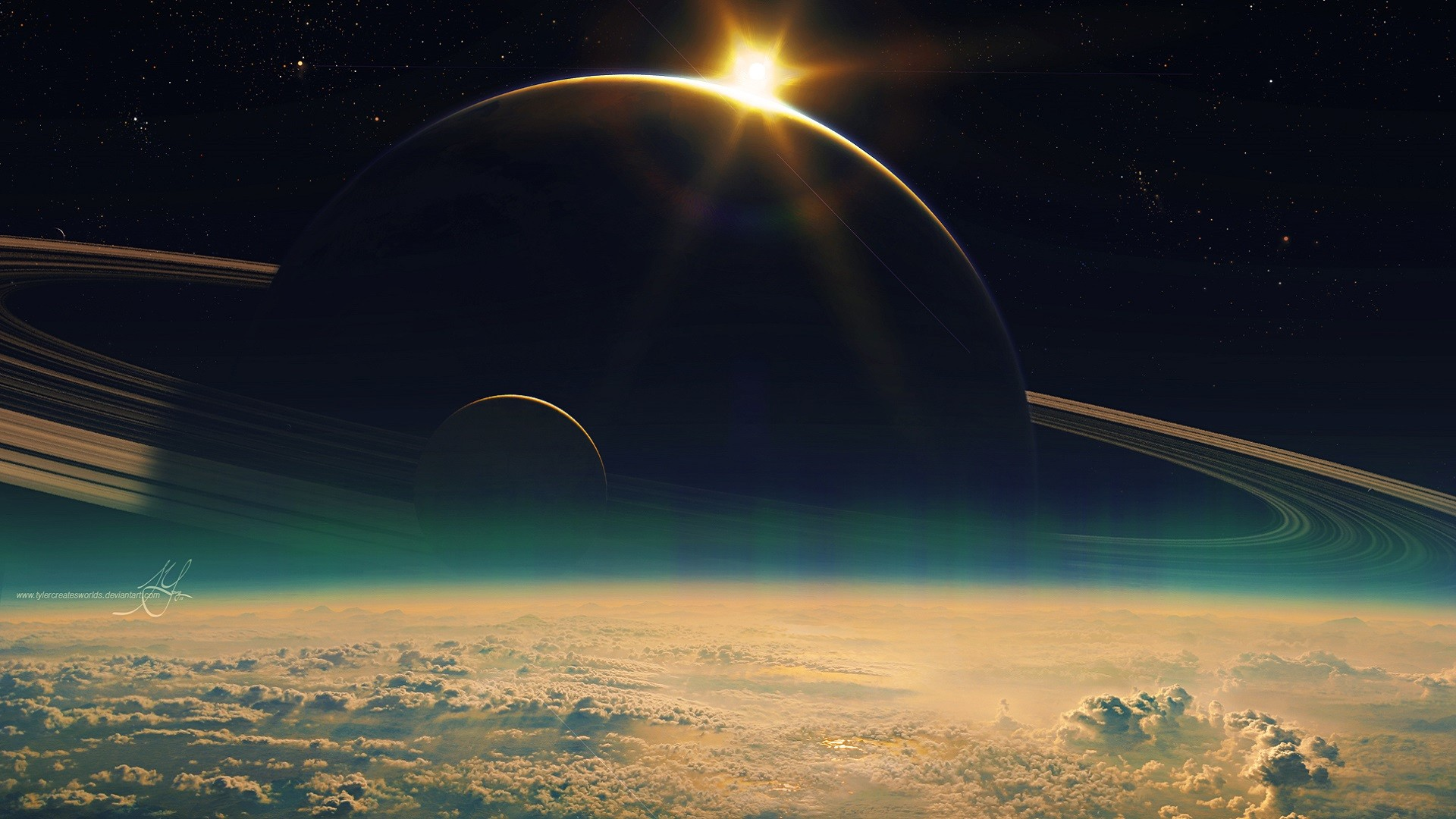 HD Space Wallpapers 1080p 1