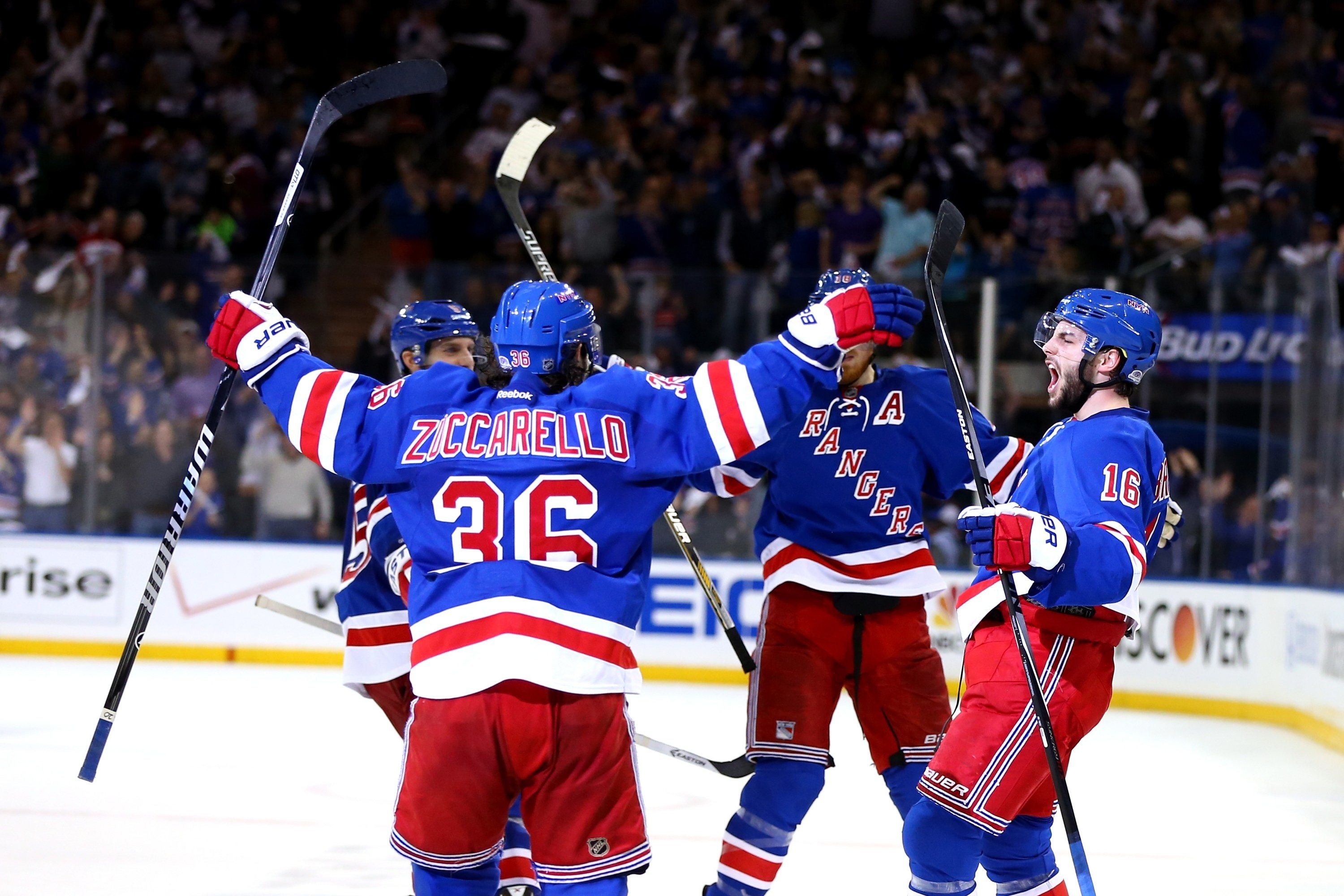 Sports - New York Rangers Wallpaper