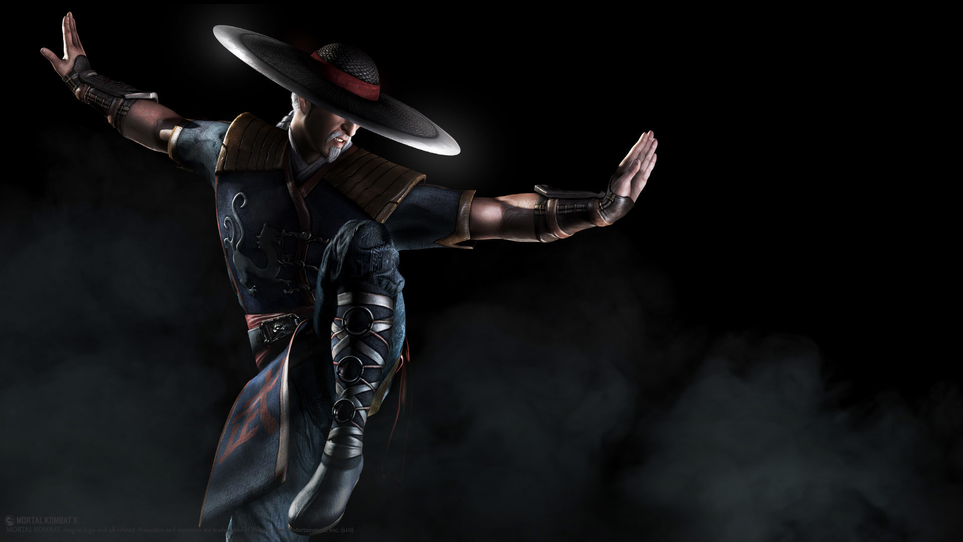 Mortal Kombat X Raiden Wallpaper Wallpapertag
