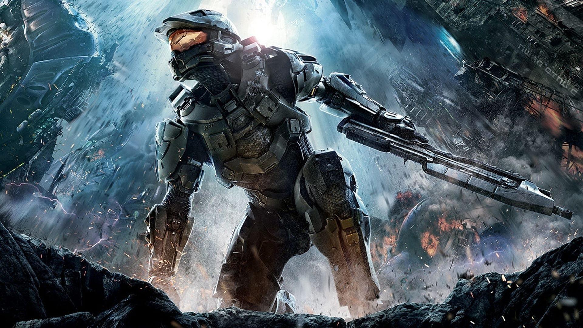 HD Halo Wallpaper 1