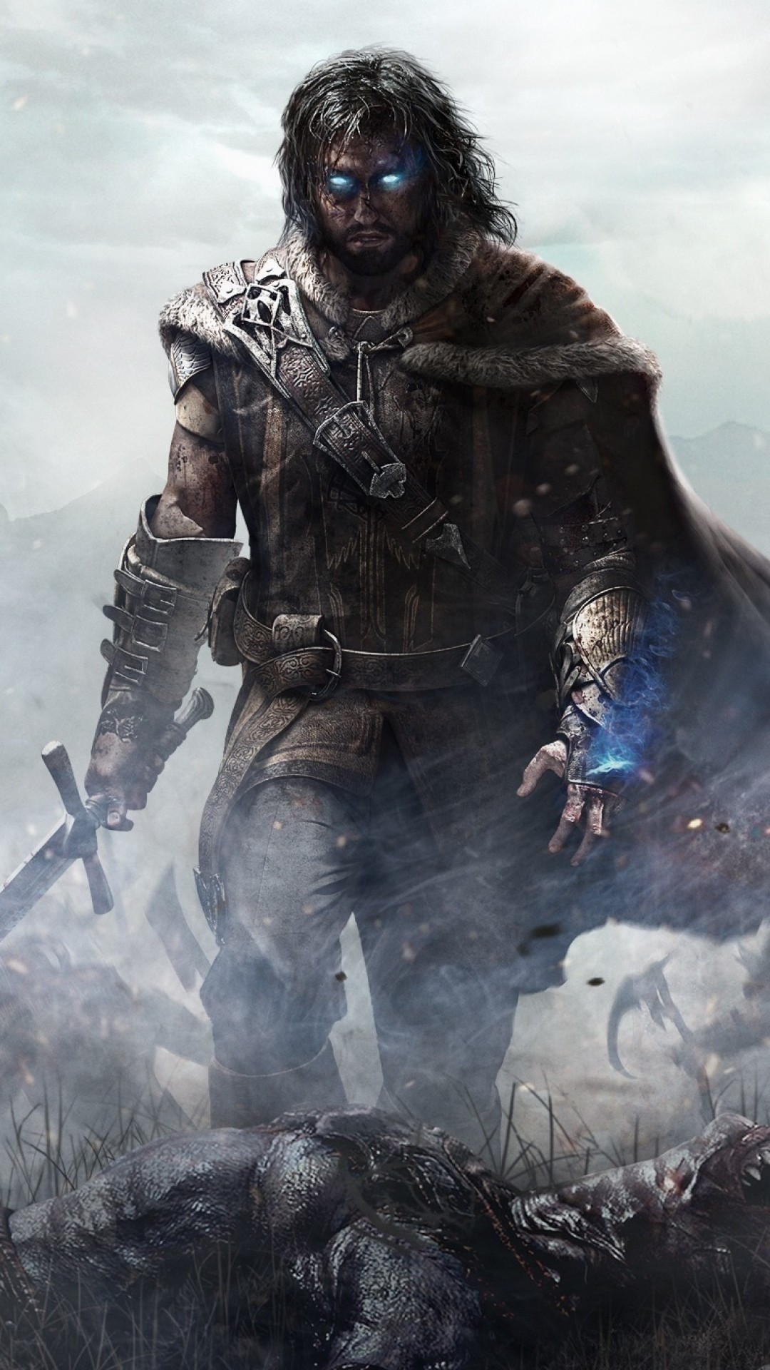Middle Earth Shadow Of Mordor Wallpapers Wallpapertag