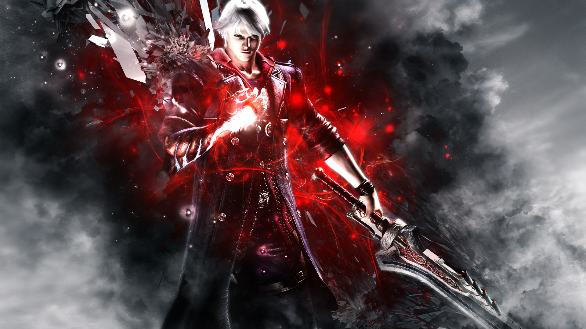 Devil May Cry Background Wallpapertag