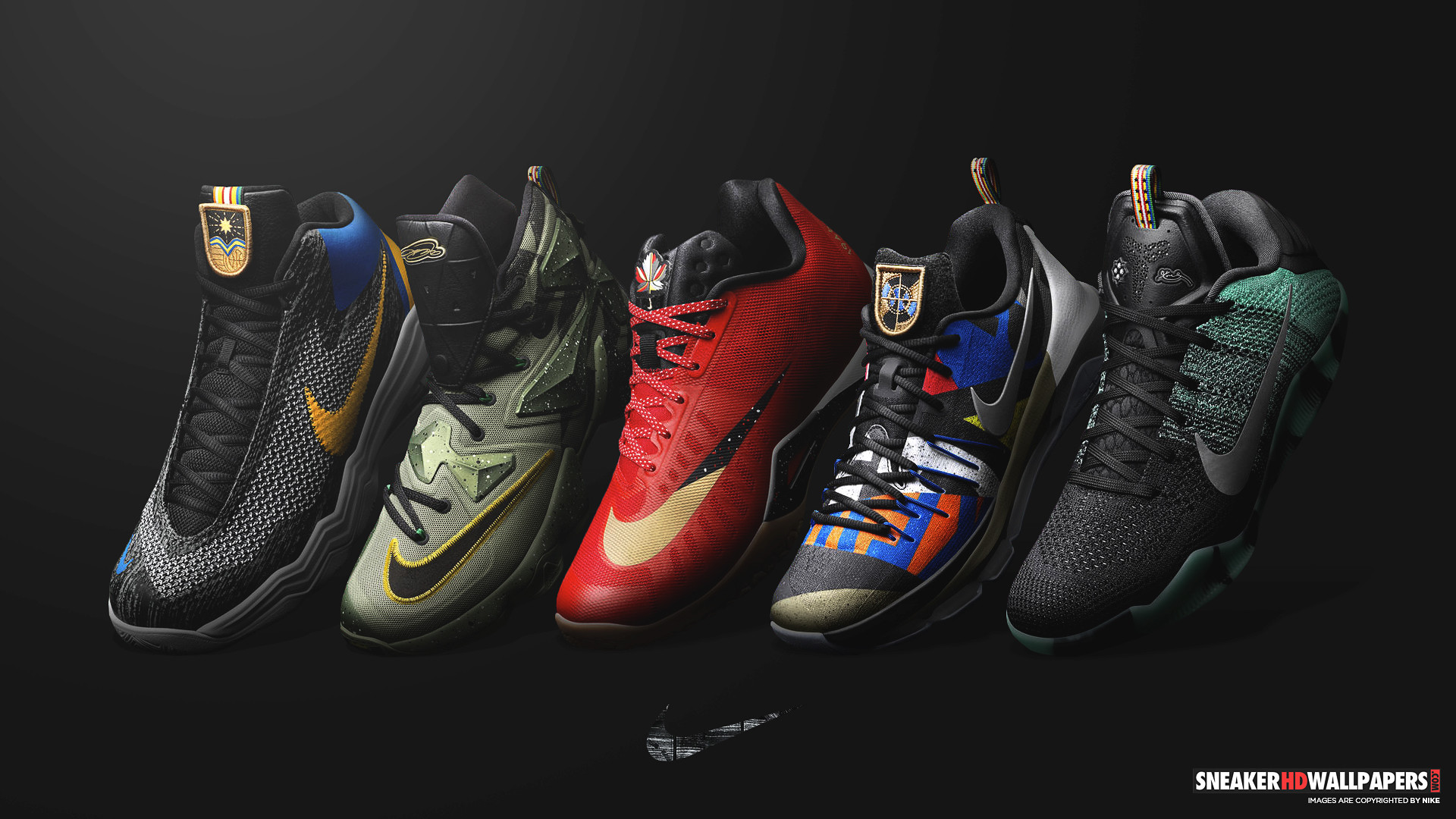 1920x1080 Kevin Durant Shoes ...