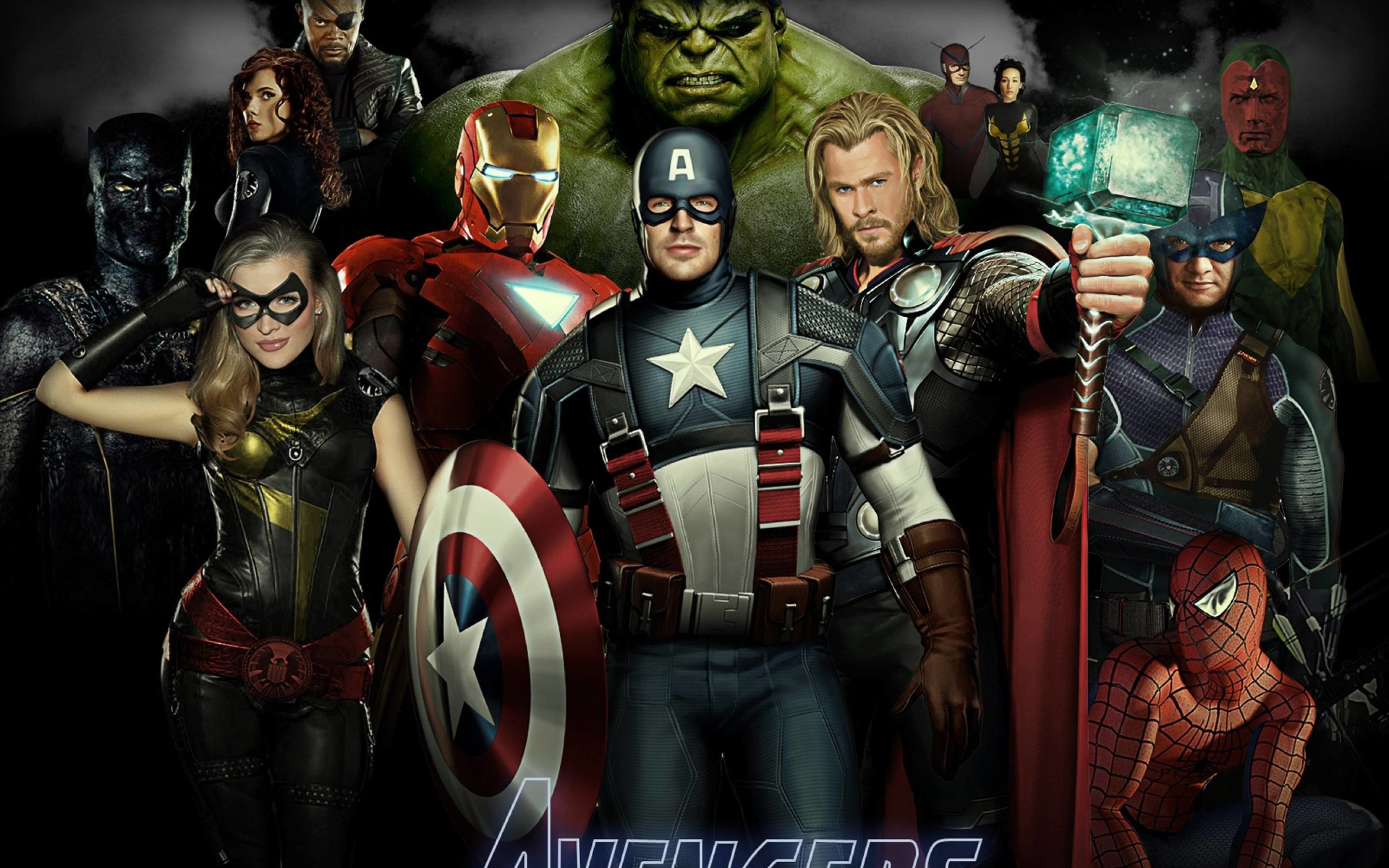 Avengers HD Wallpapers p (80 images)