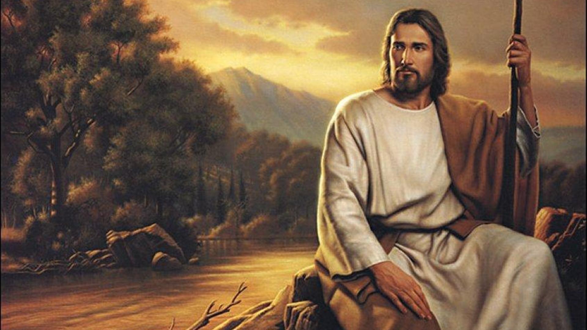 Sacred Heart of Jesus Wallpaper ·â'