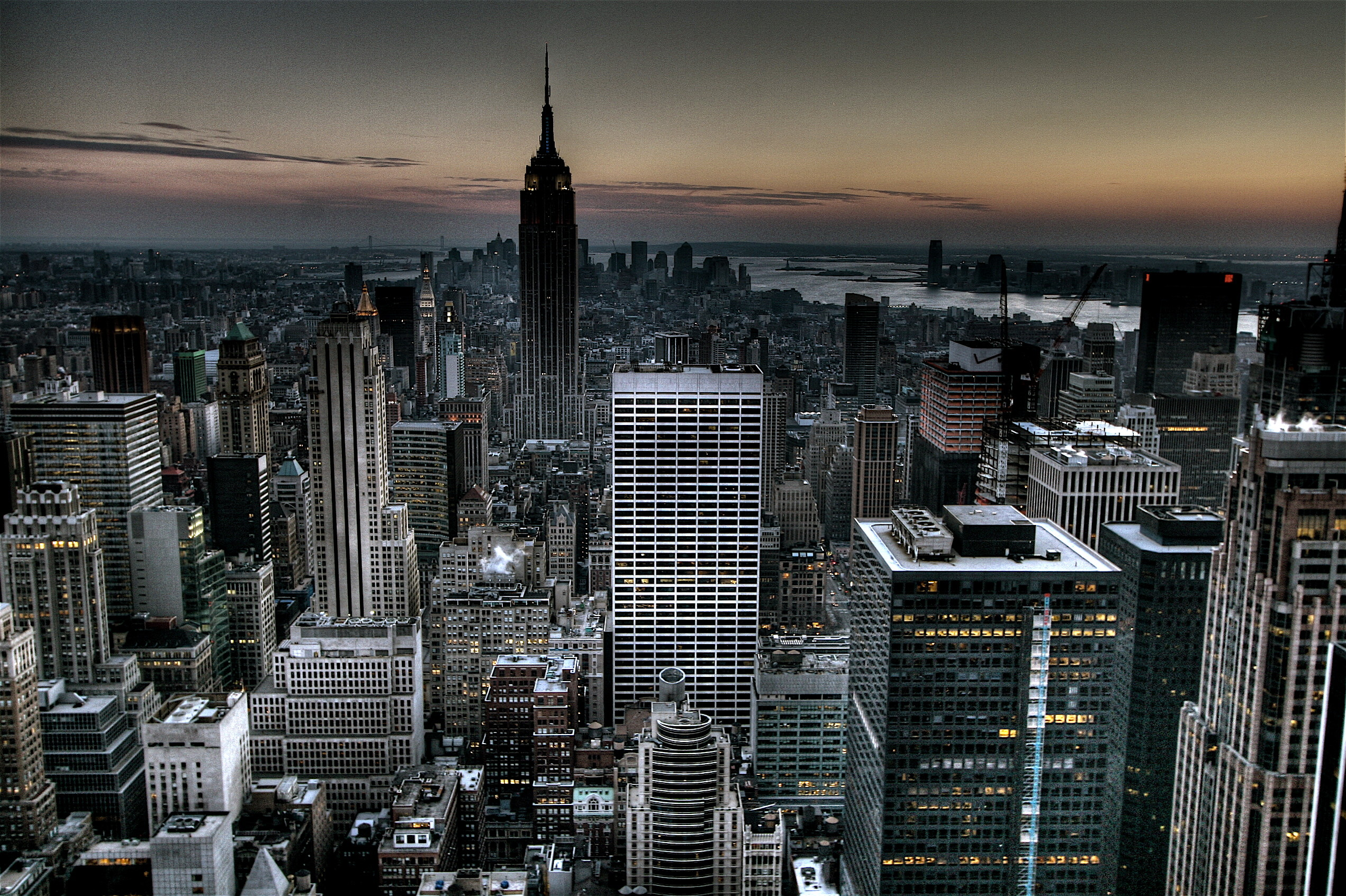 New York City Wallpaper HD ·â'