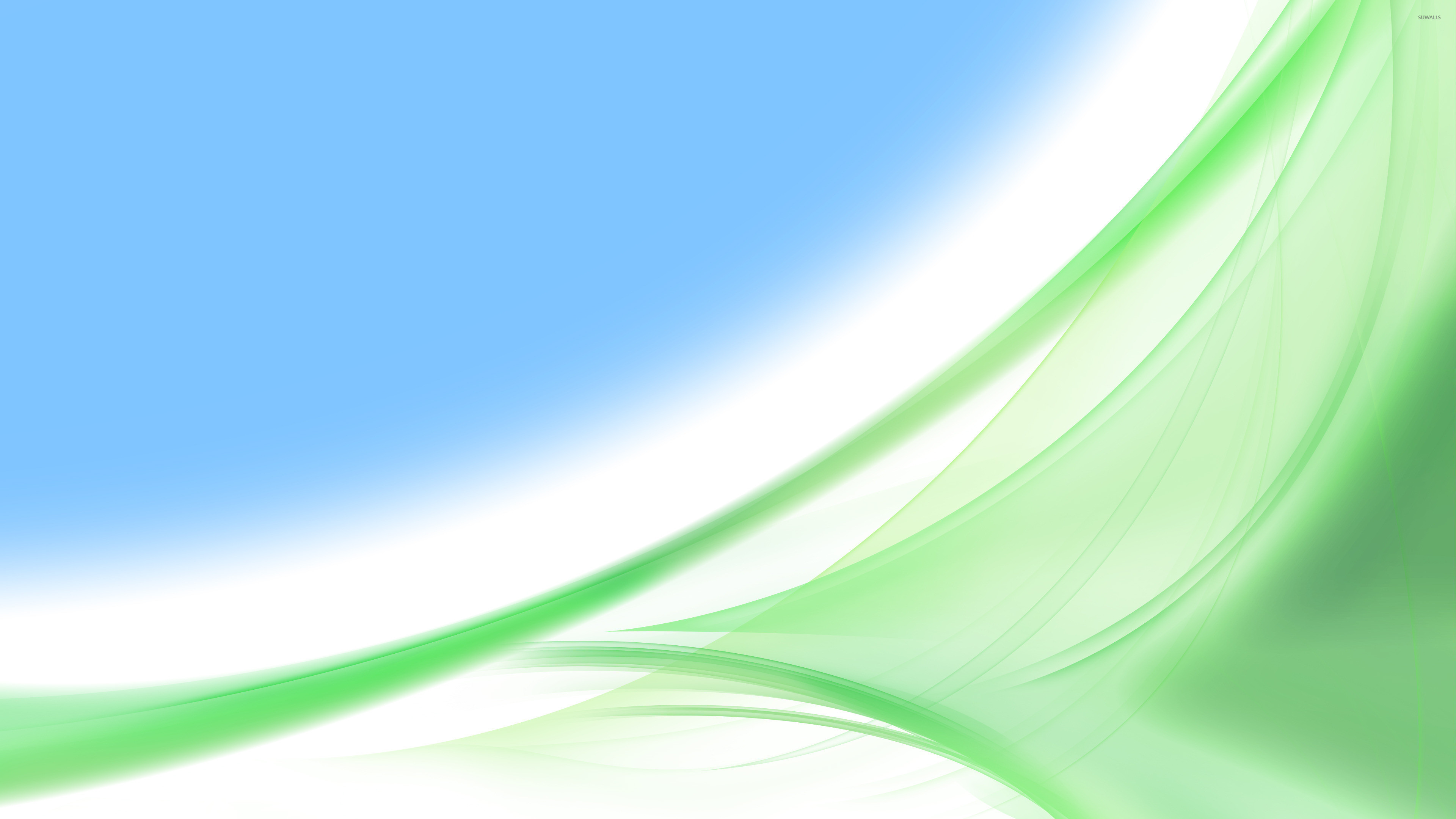 Abstract Green Wallpaper ·① WallpaperTagGreen Abstract Wallpaper