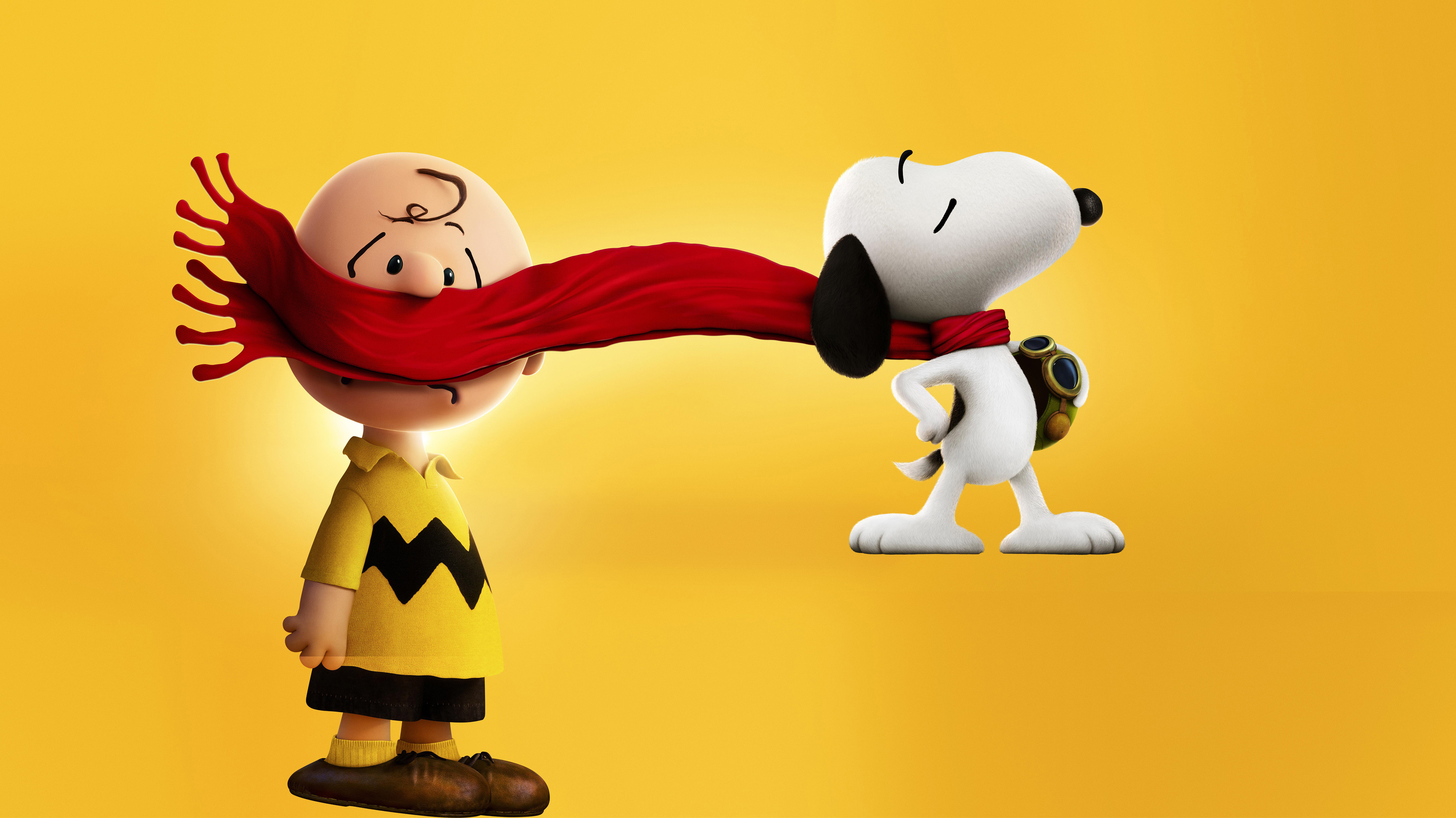 Snoopy Desktop Wallpaper