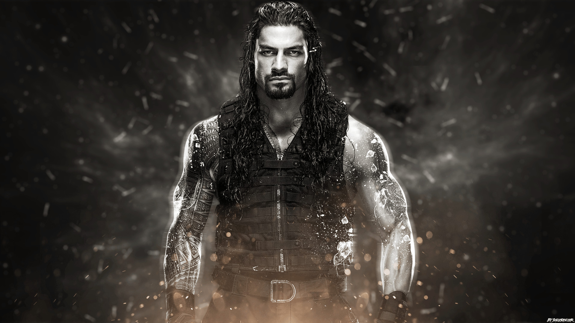 Roman Reigns Wallpapers ①