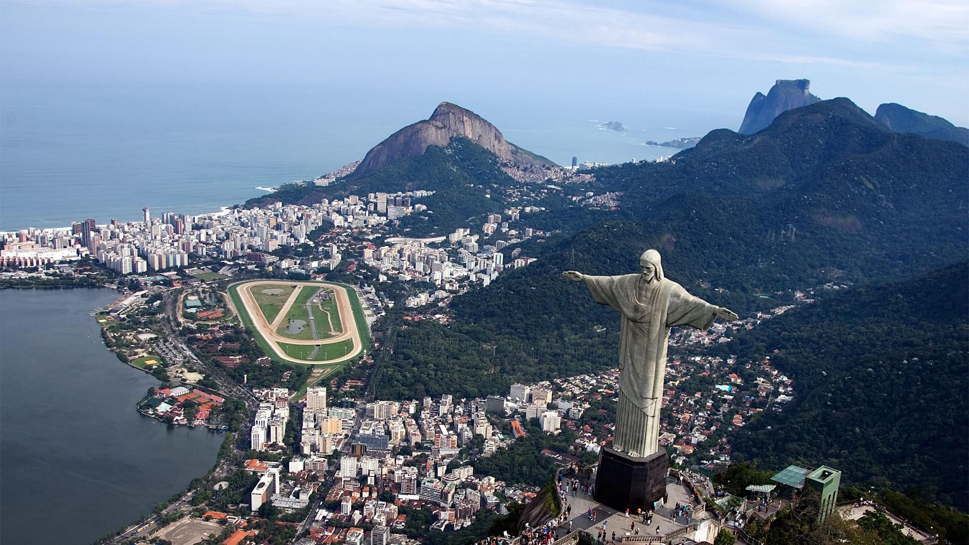 Сверкающий Рио-Де-Жанейро  № 1457484 бесплатно