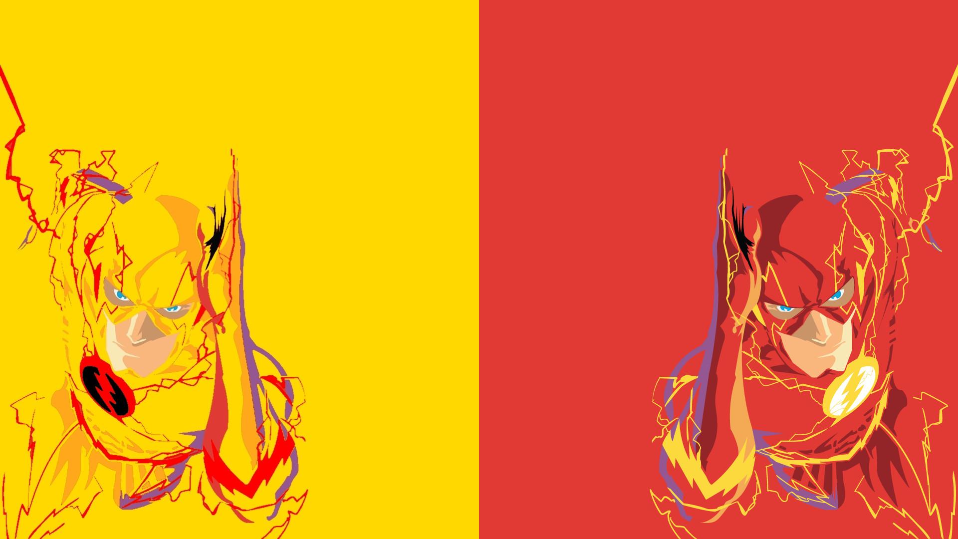 Kid Flash Iphone Wallpaper