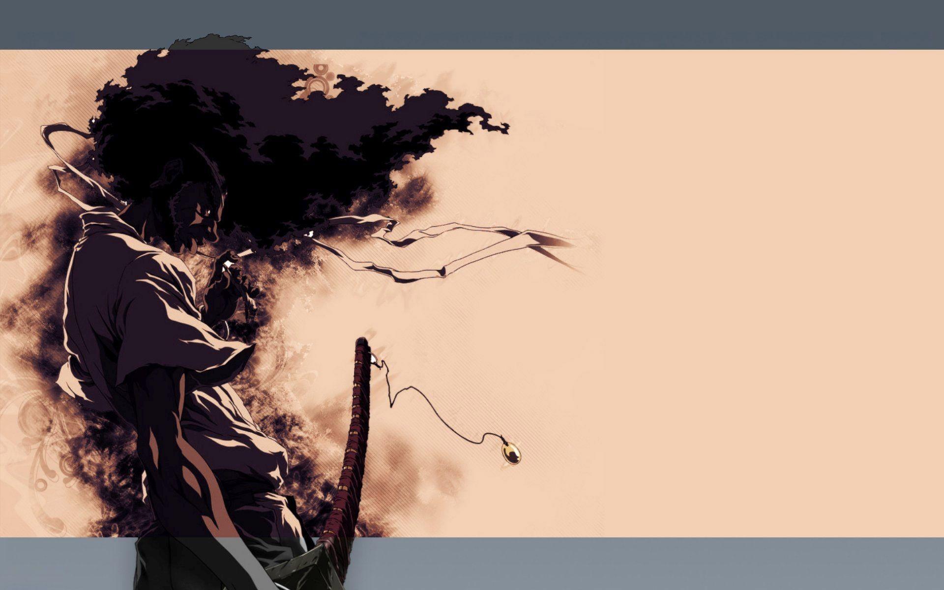 Afro Samurai Wallpaper ·① WallpaperTag