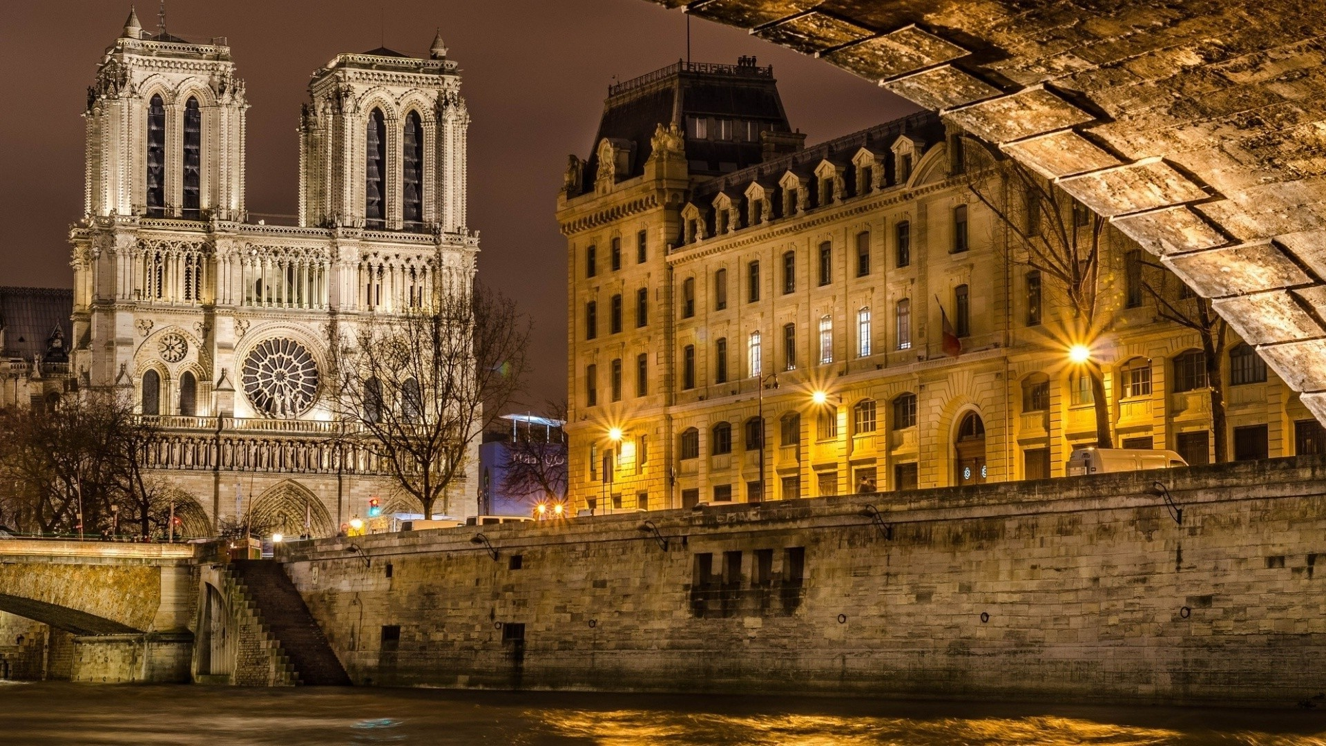 Notre Dame Cathedral Wallpaper 183 ① Wallpapertag
