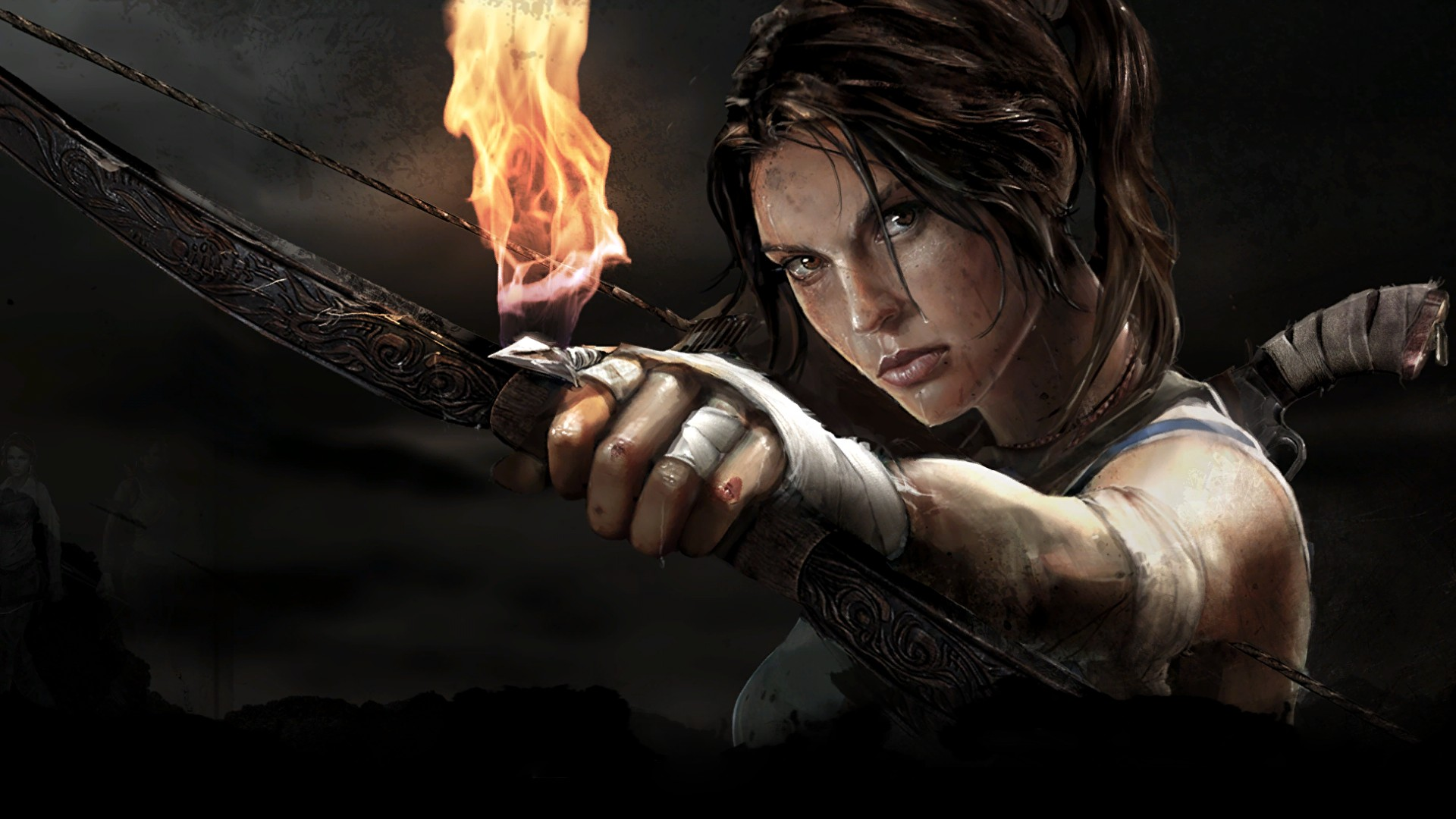 Lara Croft Wallpaper Download Free Beautiful Backgrounds For